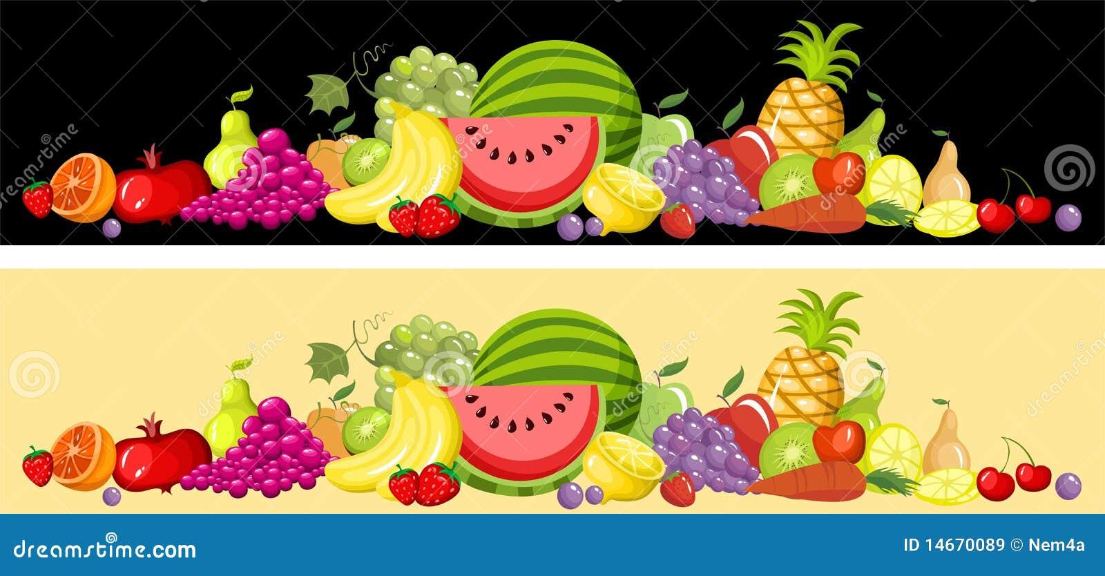 комплект плодоовощ карточки