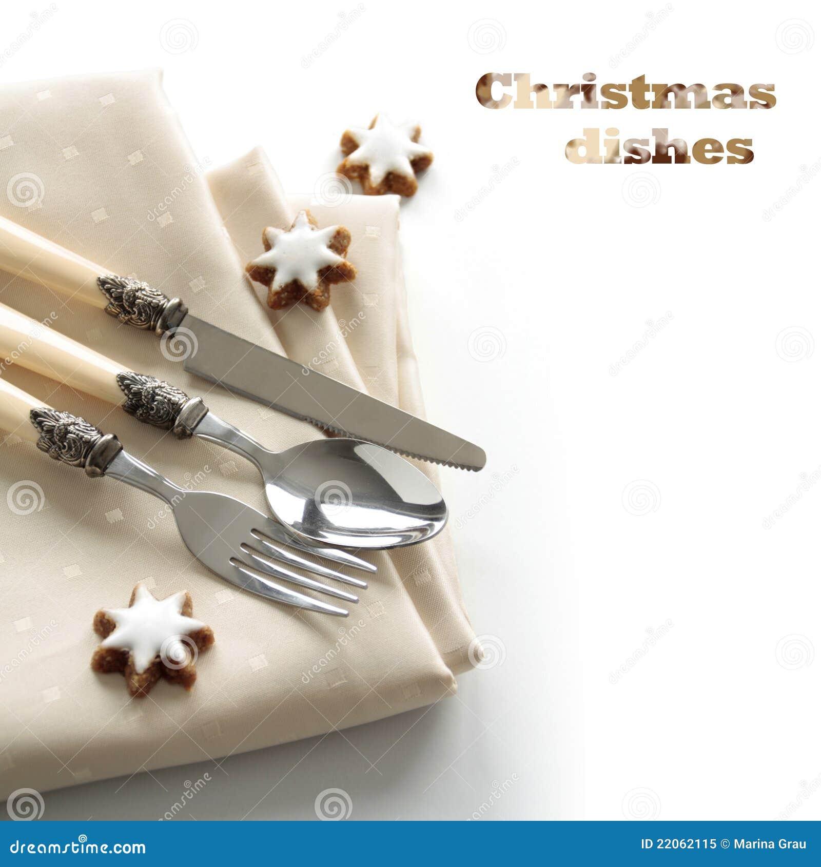 комплект cutlery праздничный