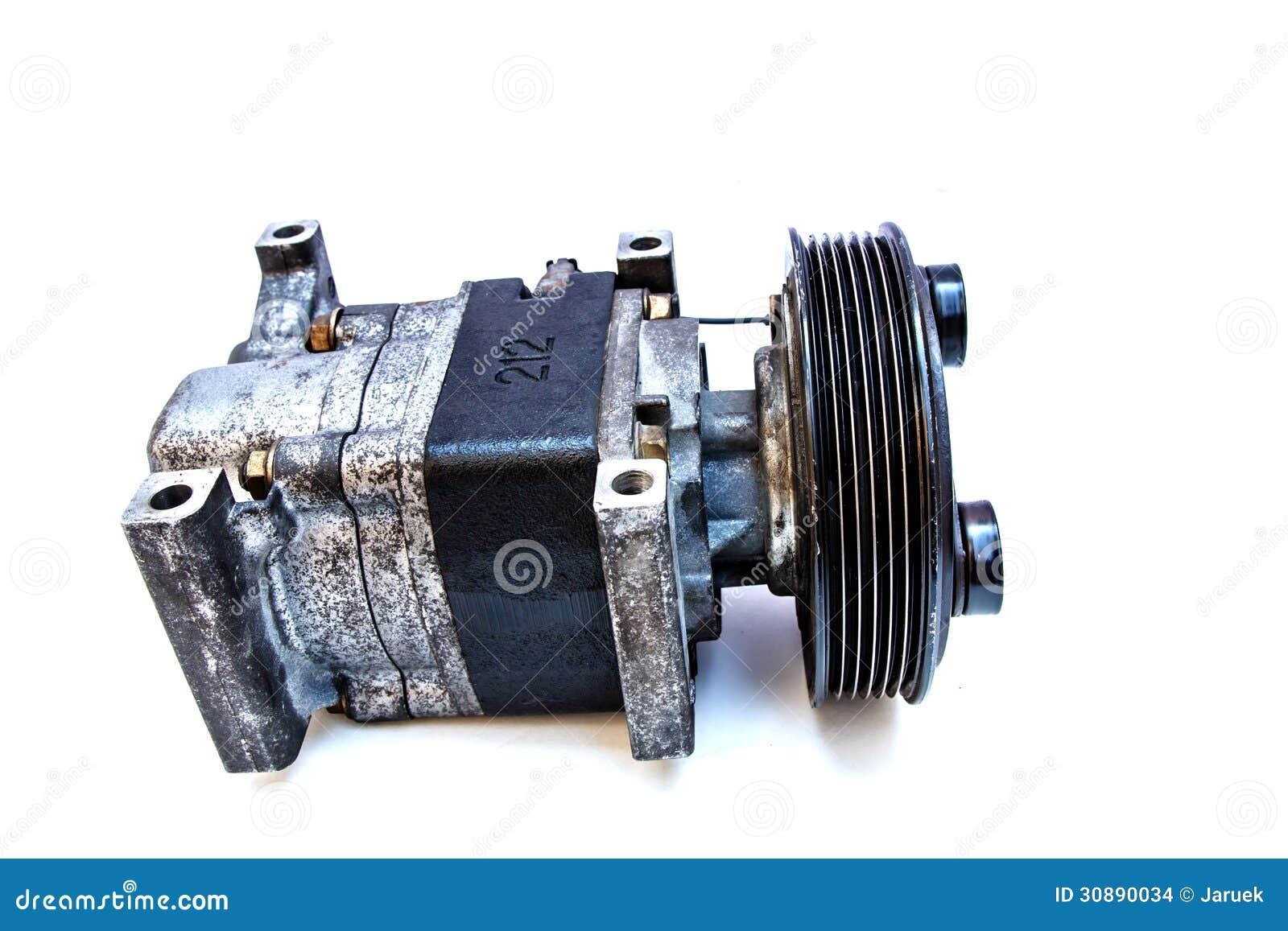 Компрессор воздуха автомобиля