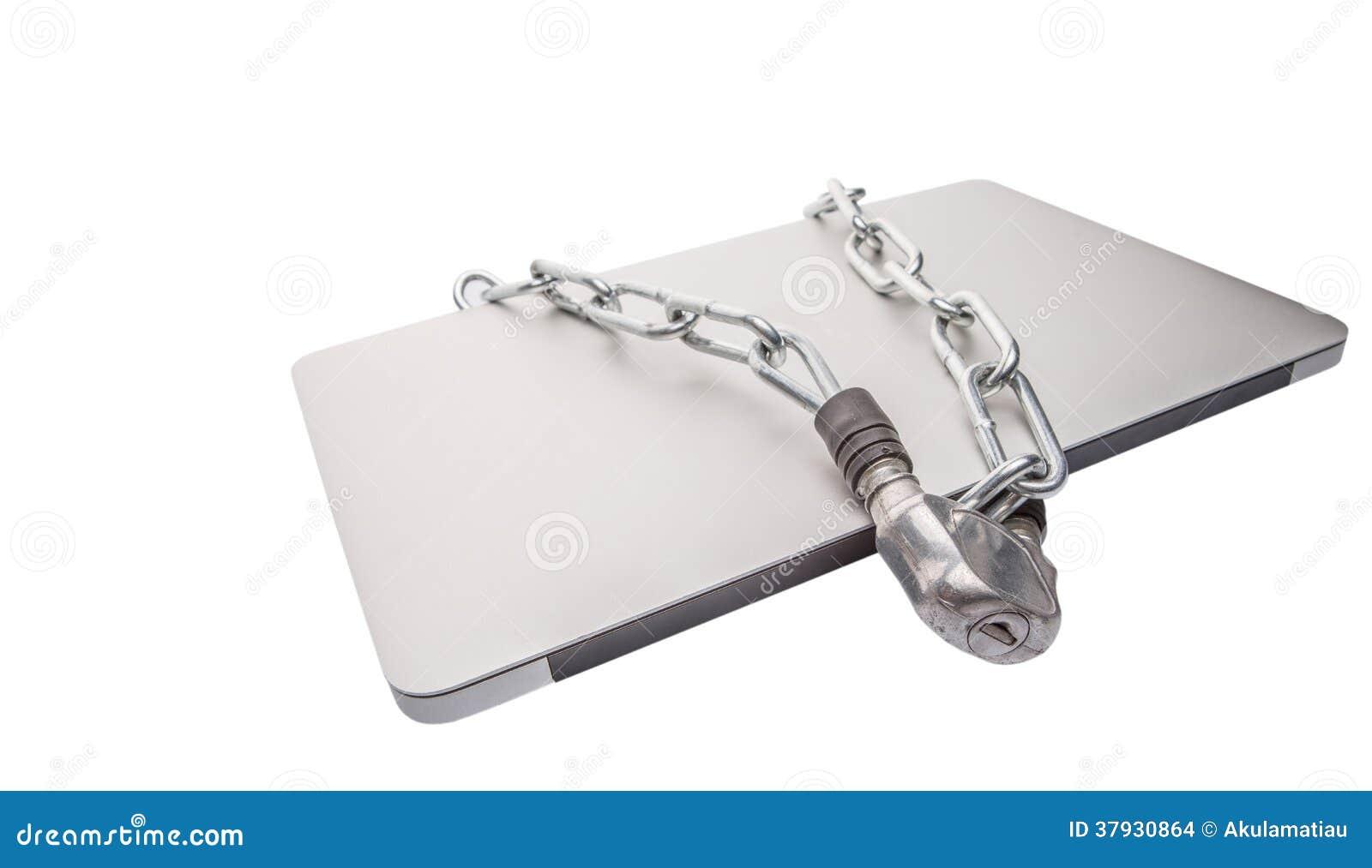 Компьтер-книжка и цепи v