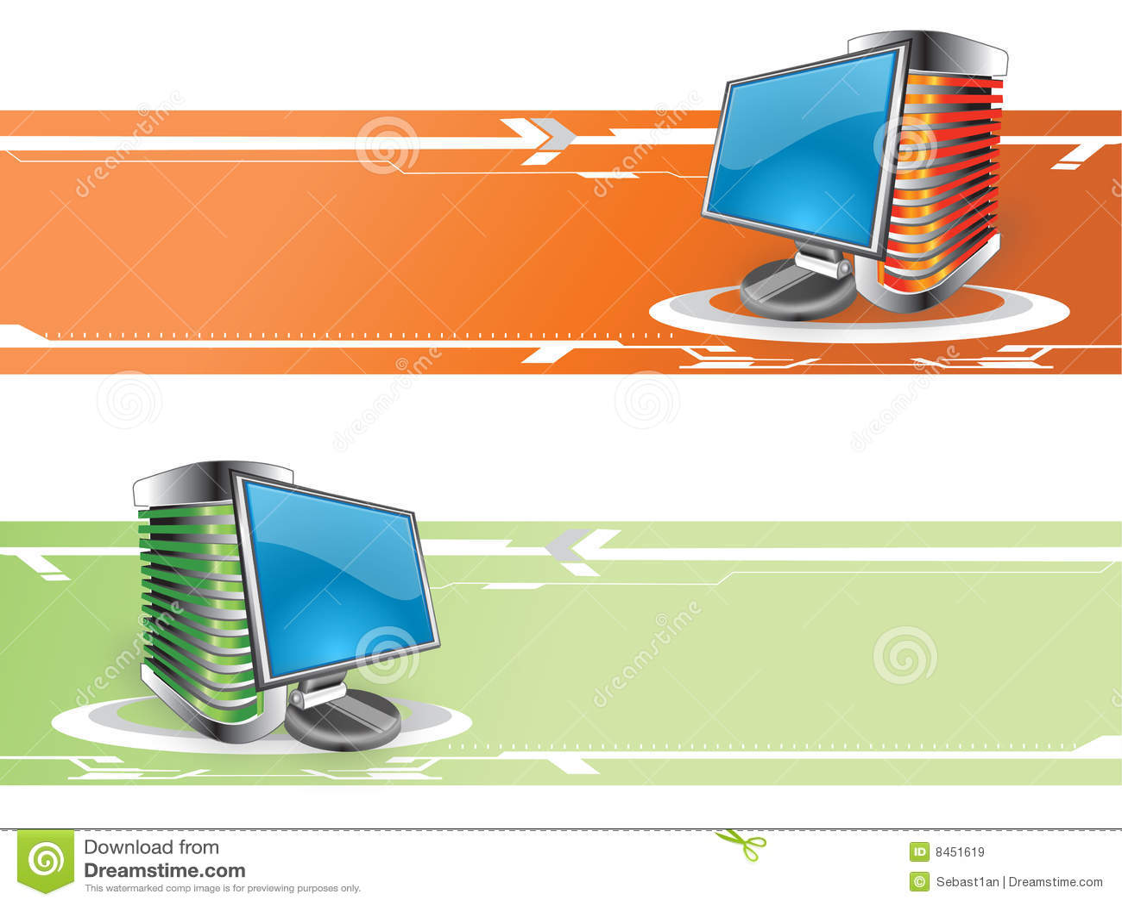 компьютер знамени