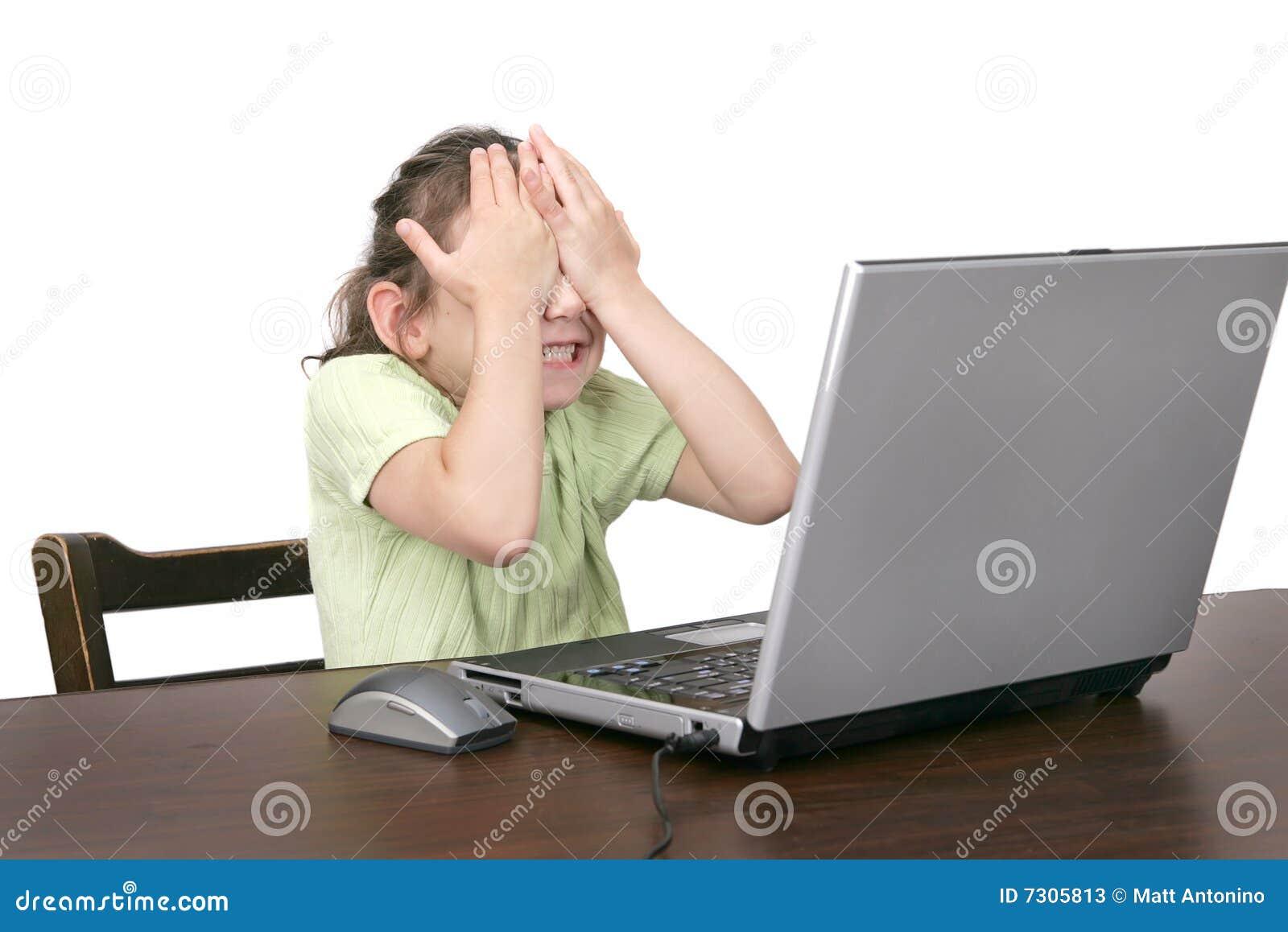 компьютер ребенка