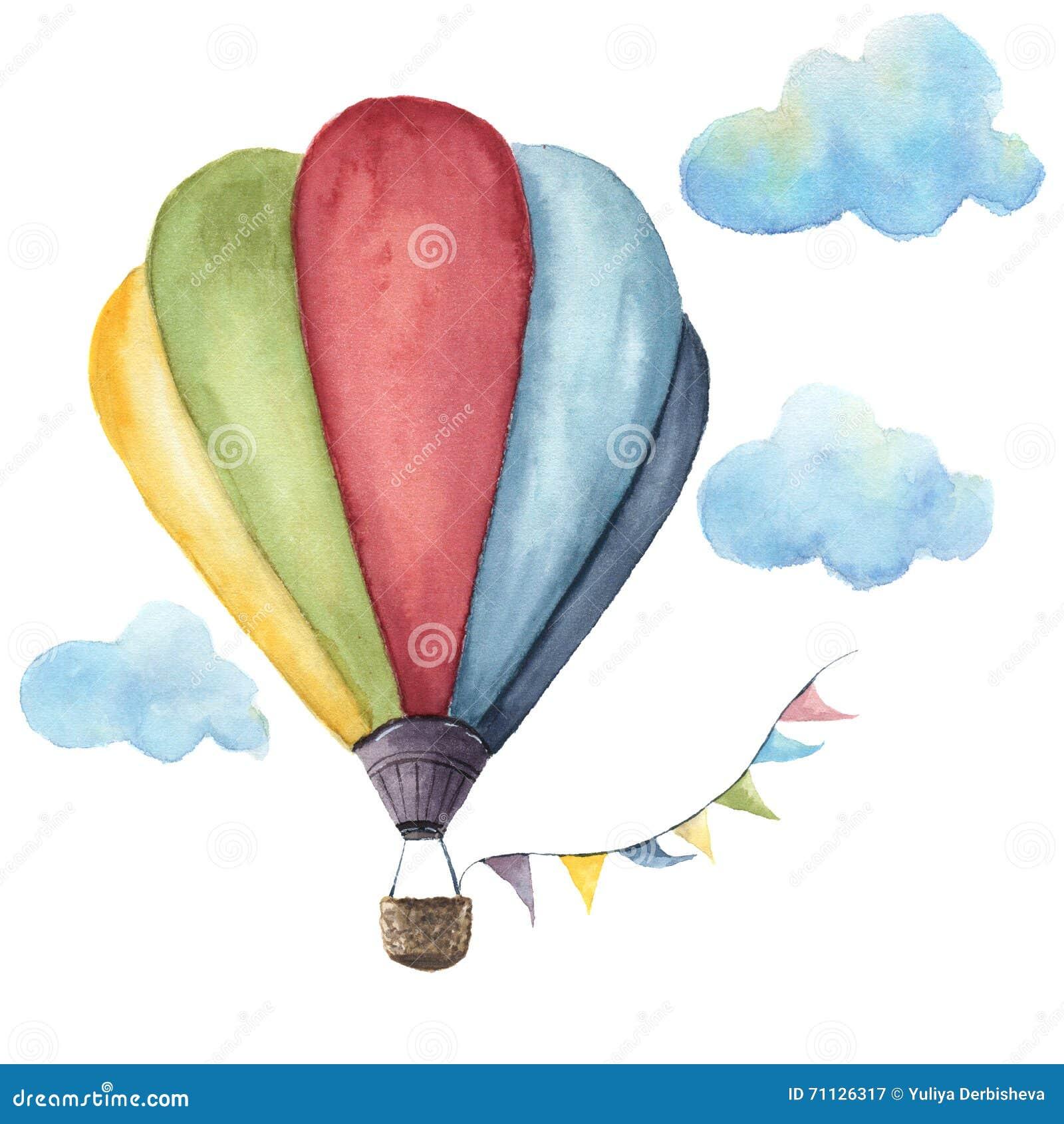 картинки шарики воздушные нарисованные