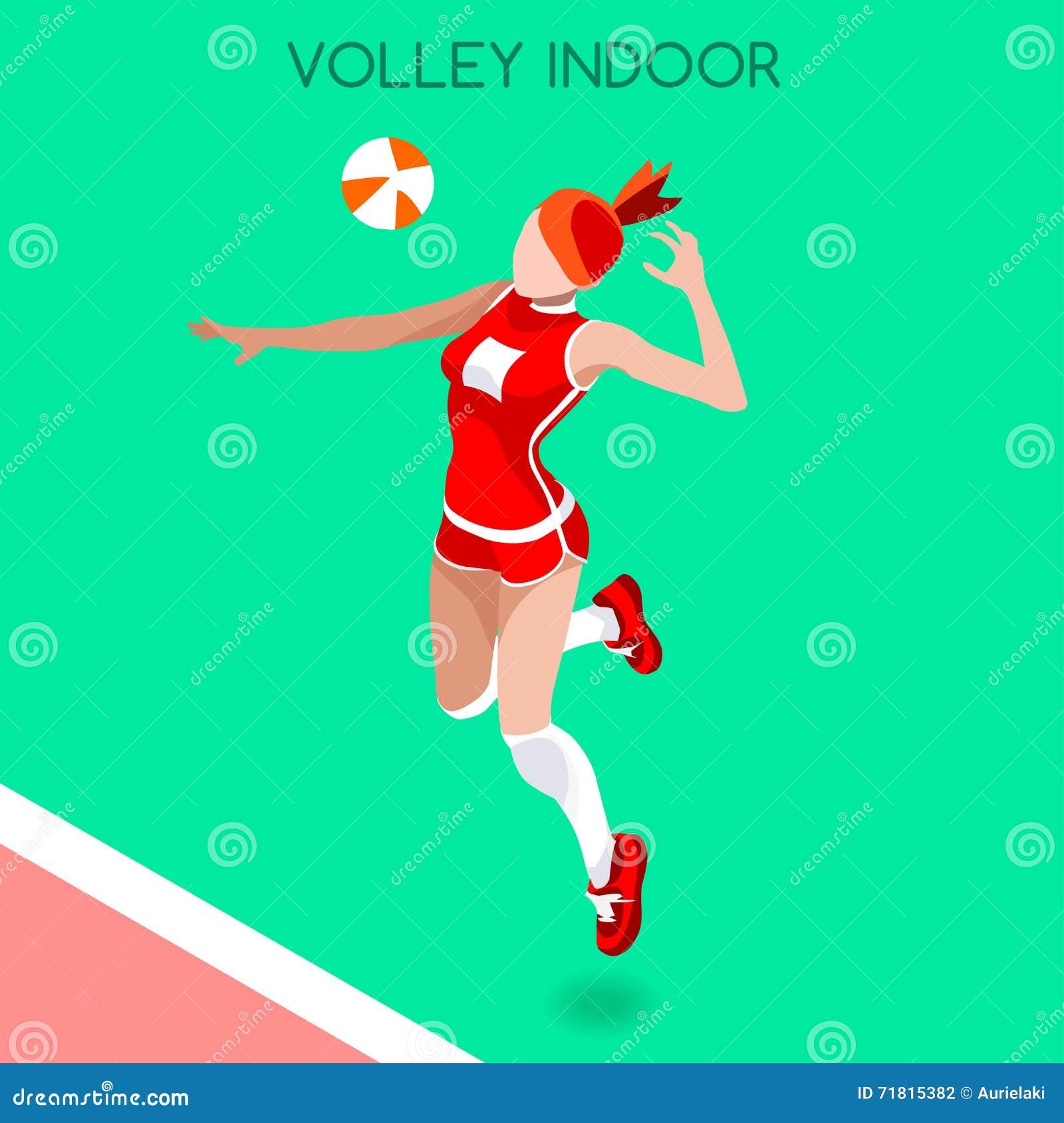 Комплект значка игр лета волейболиста равновеликий волейбол пляжа 3D Конкуренция пляжного волейбола спортивного чемпионата междун