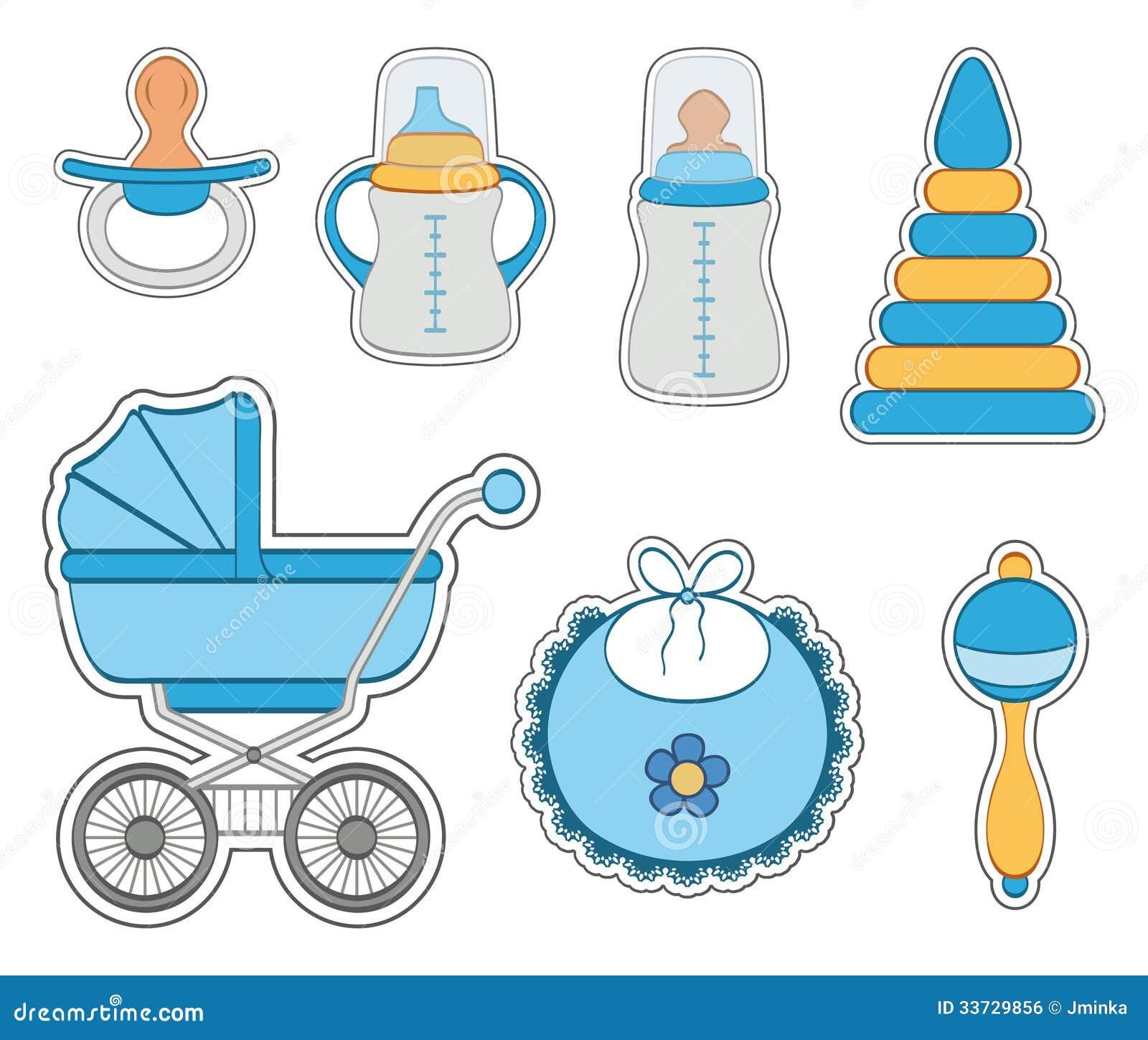 Комплект значка ребёнка