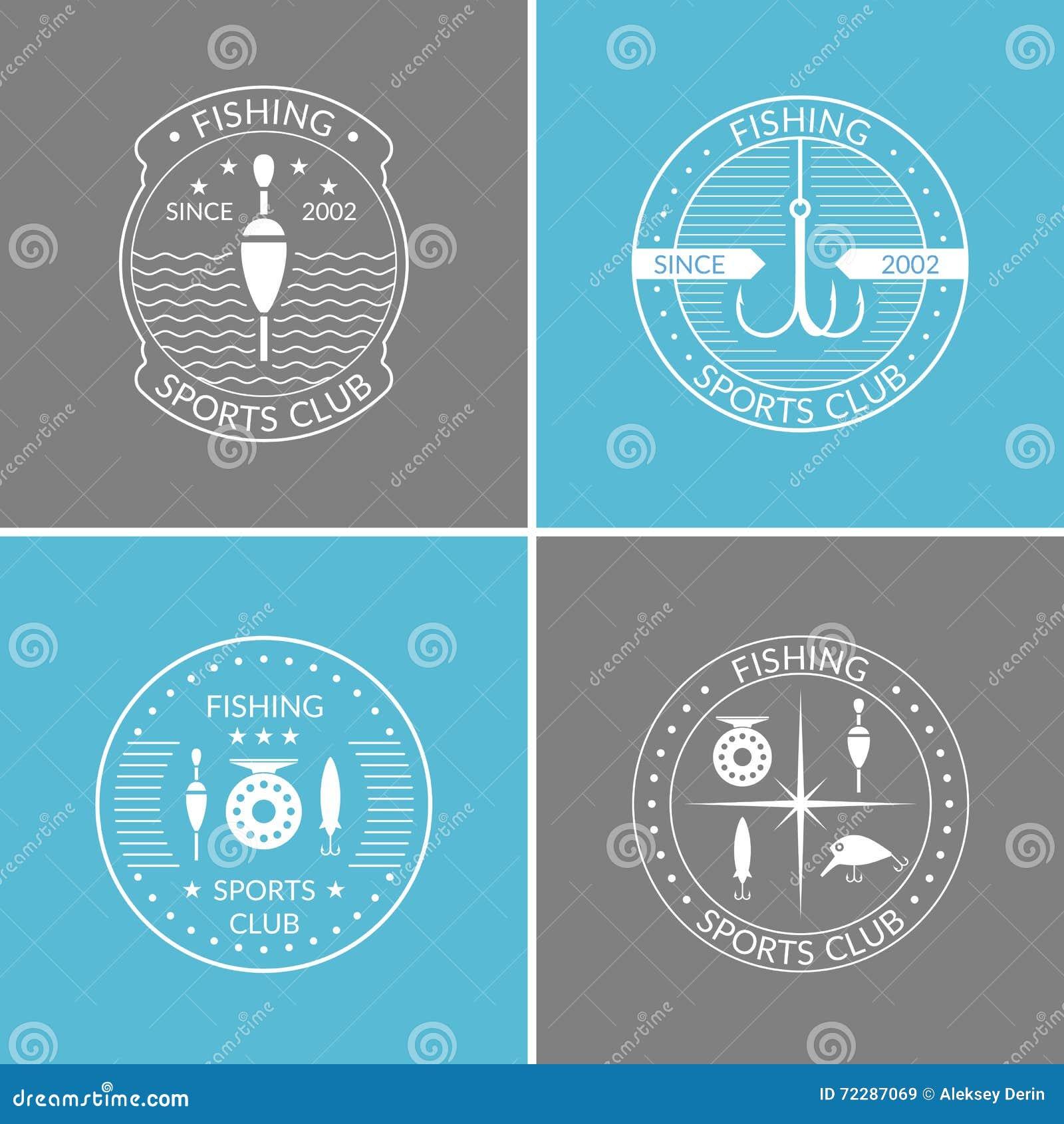 Download Комплект иллюстраций для удить Иллюстрация вектора - иллюстрации насчитывающей инструкции, insignia: 72287069