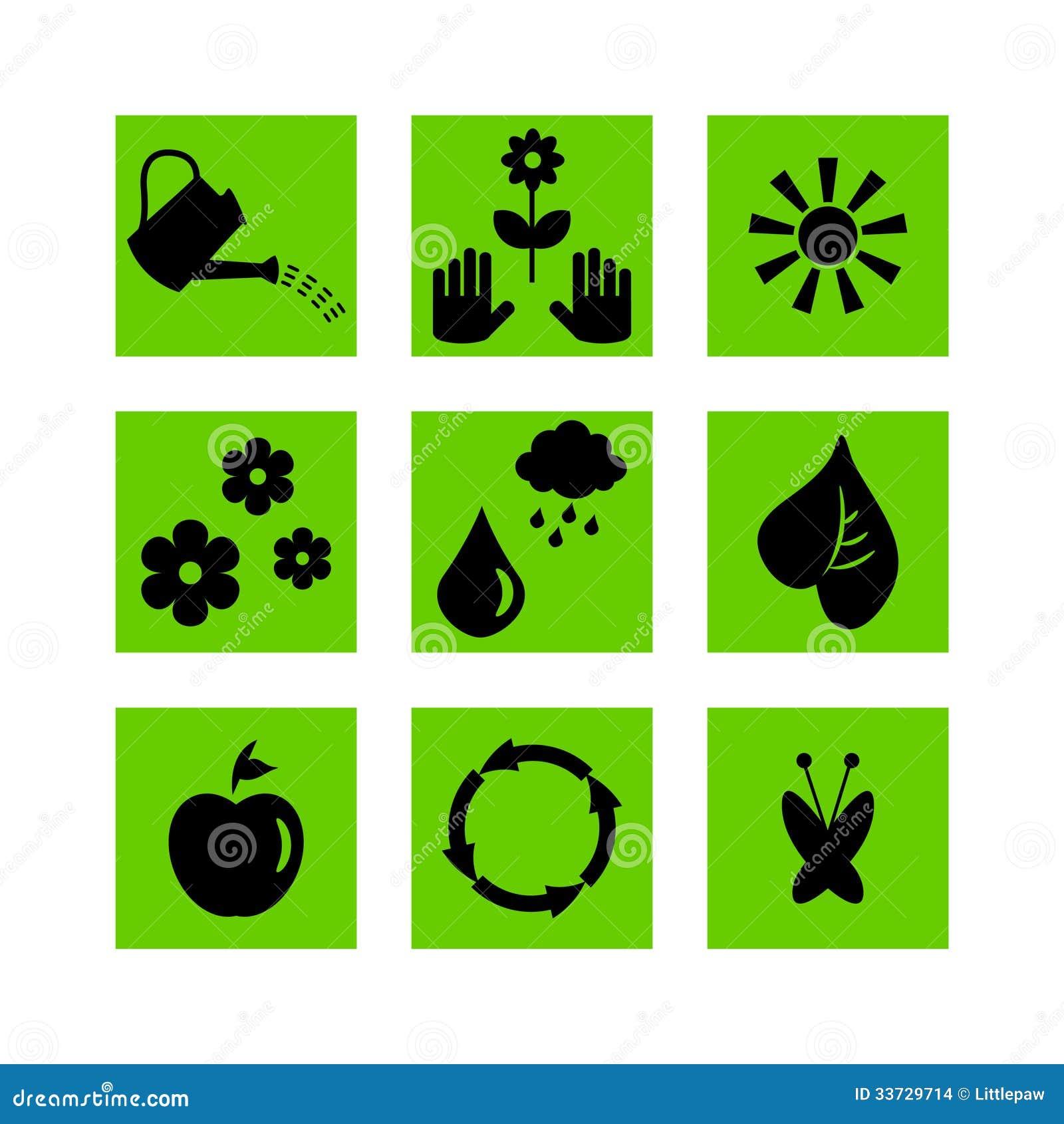 Комплект садовничая значков