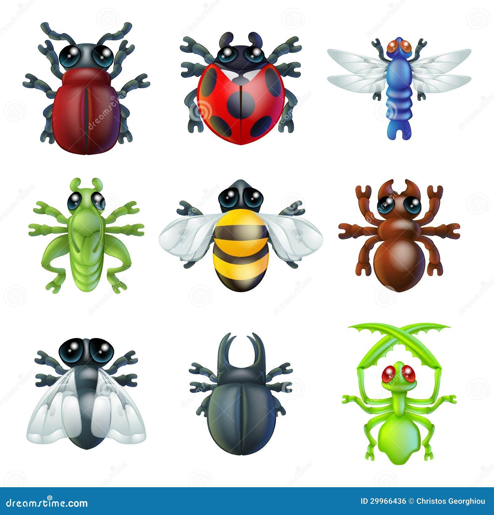 Иконы черепашки насекомого