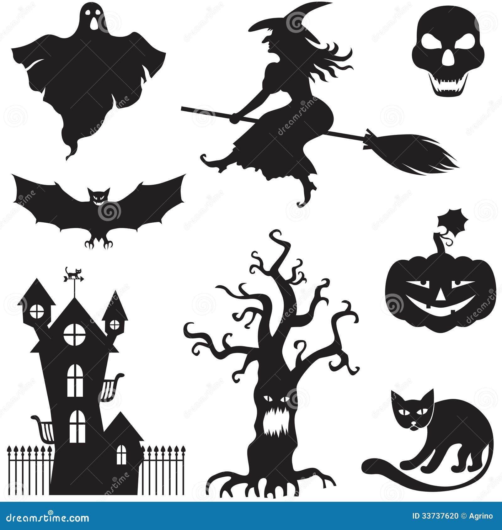 Комплект хеллоуина