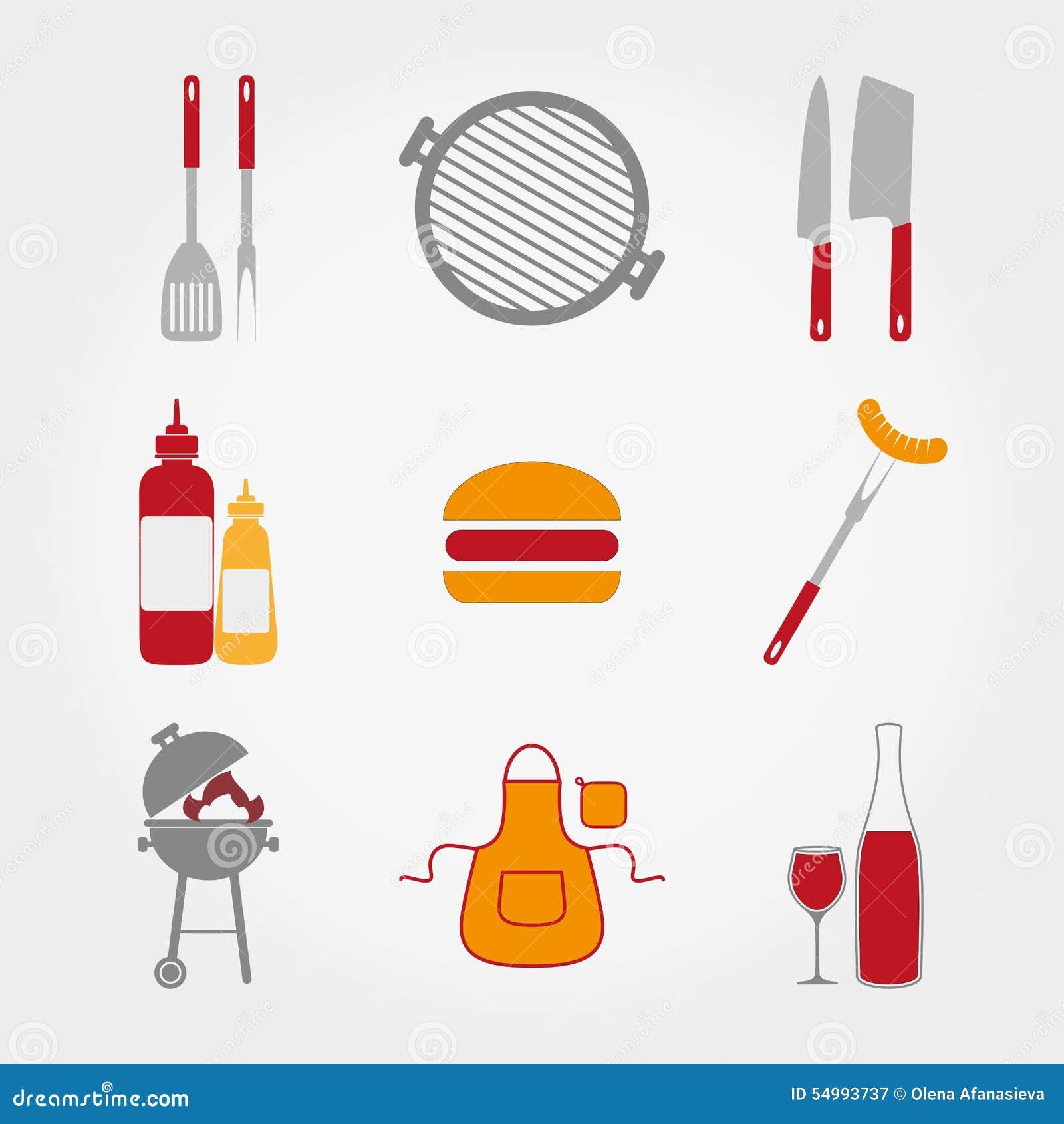 Комплект BBQ