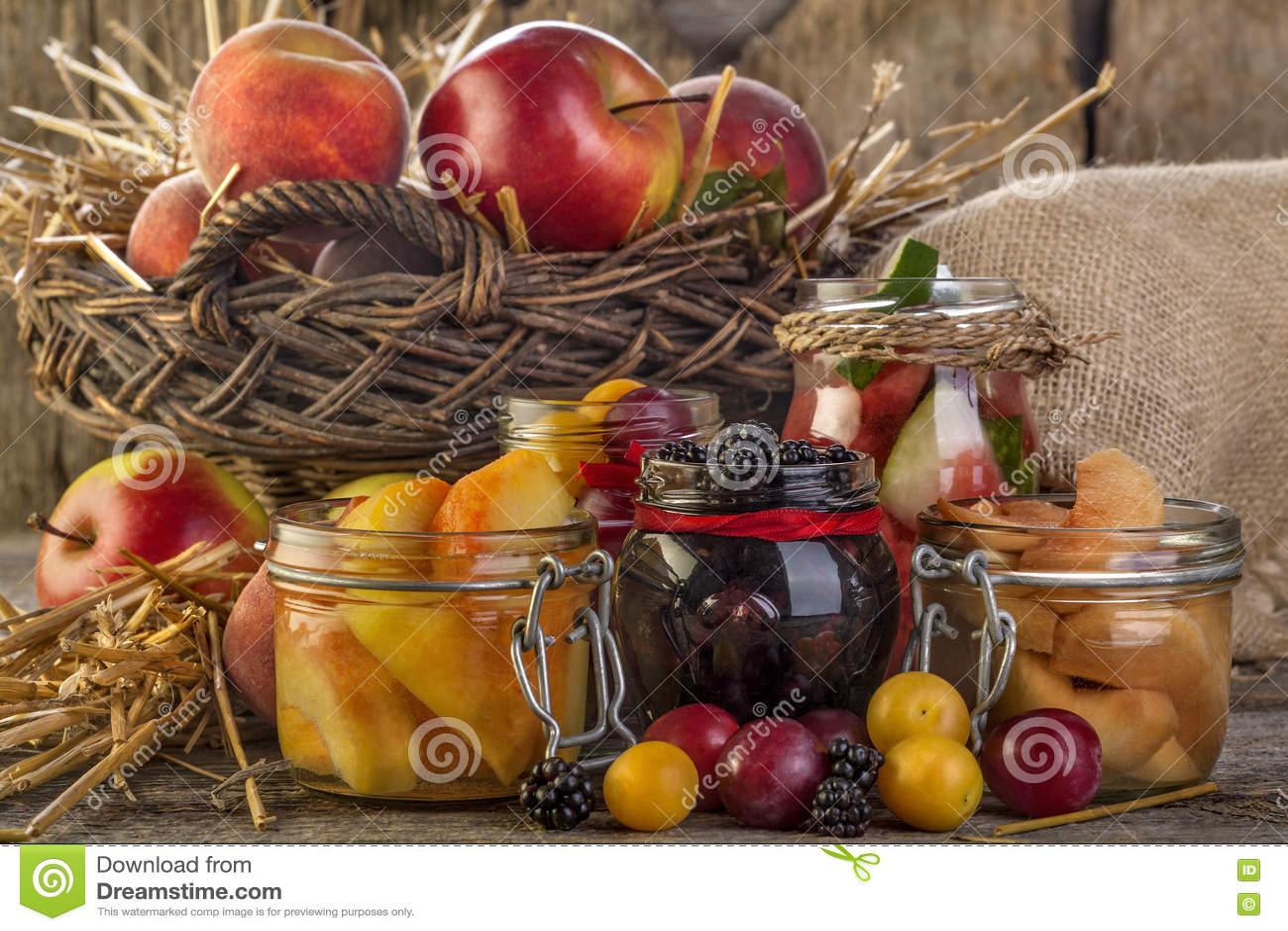 Консервация плодоовощ