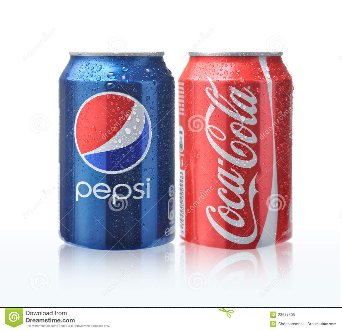 business elements of pepsi coca