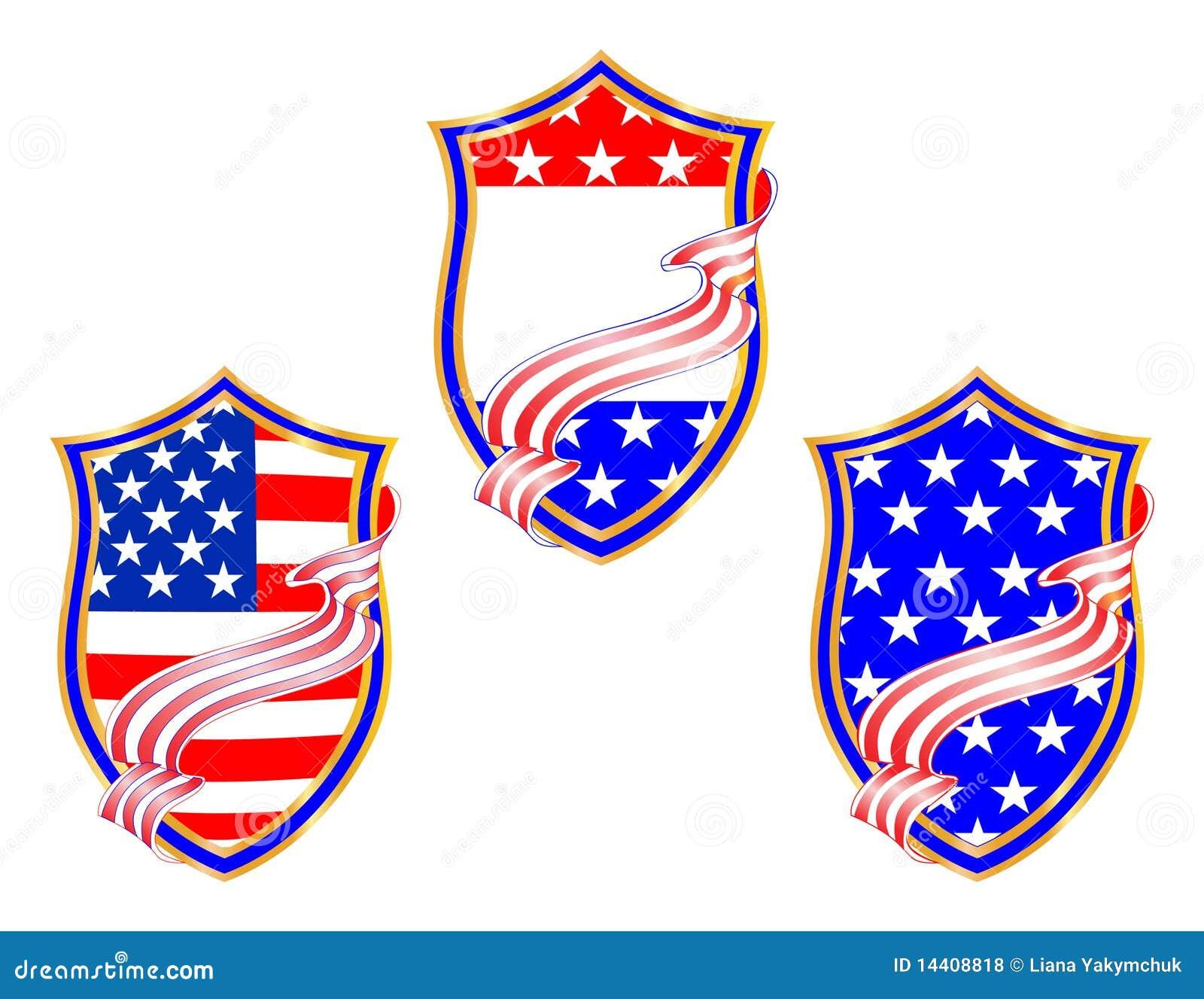 конструируйте четвертое -го июль патриотический