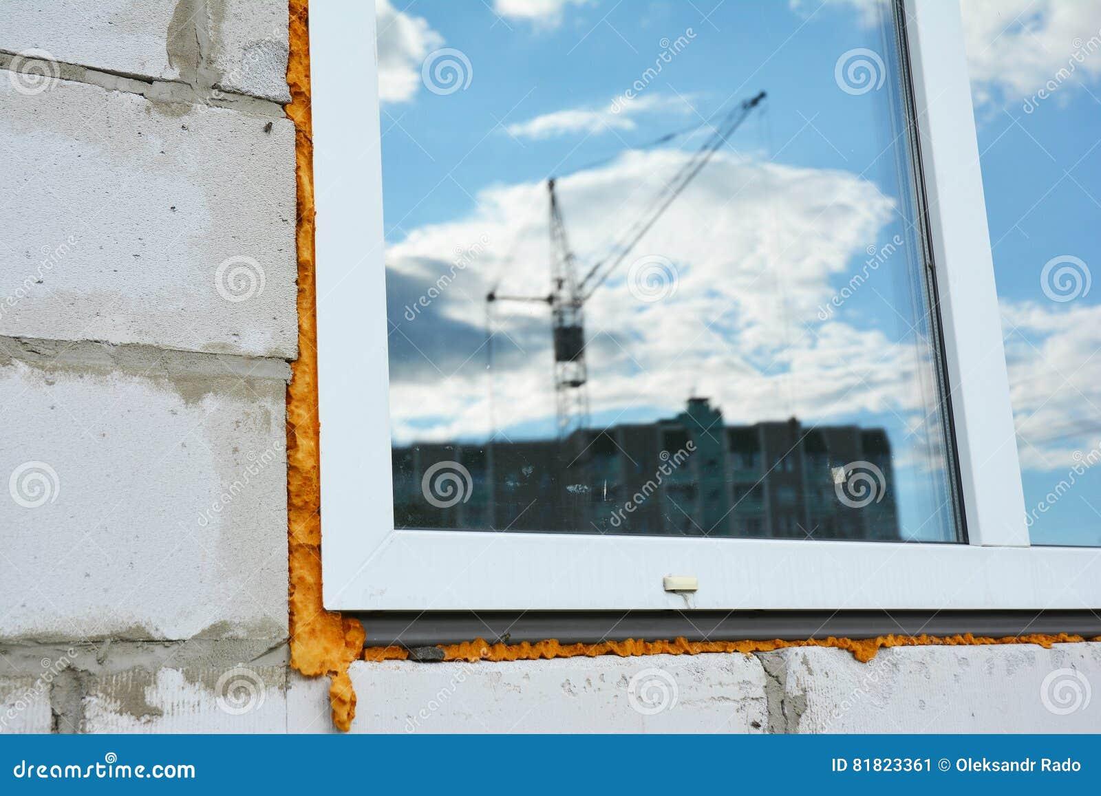 Конструкция окна с изоляцией Детали установки и замены окна