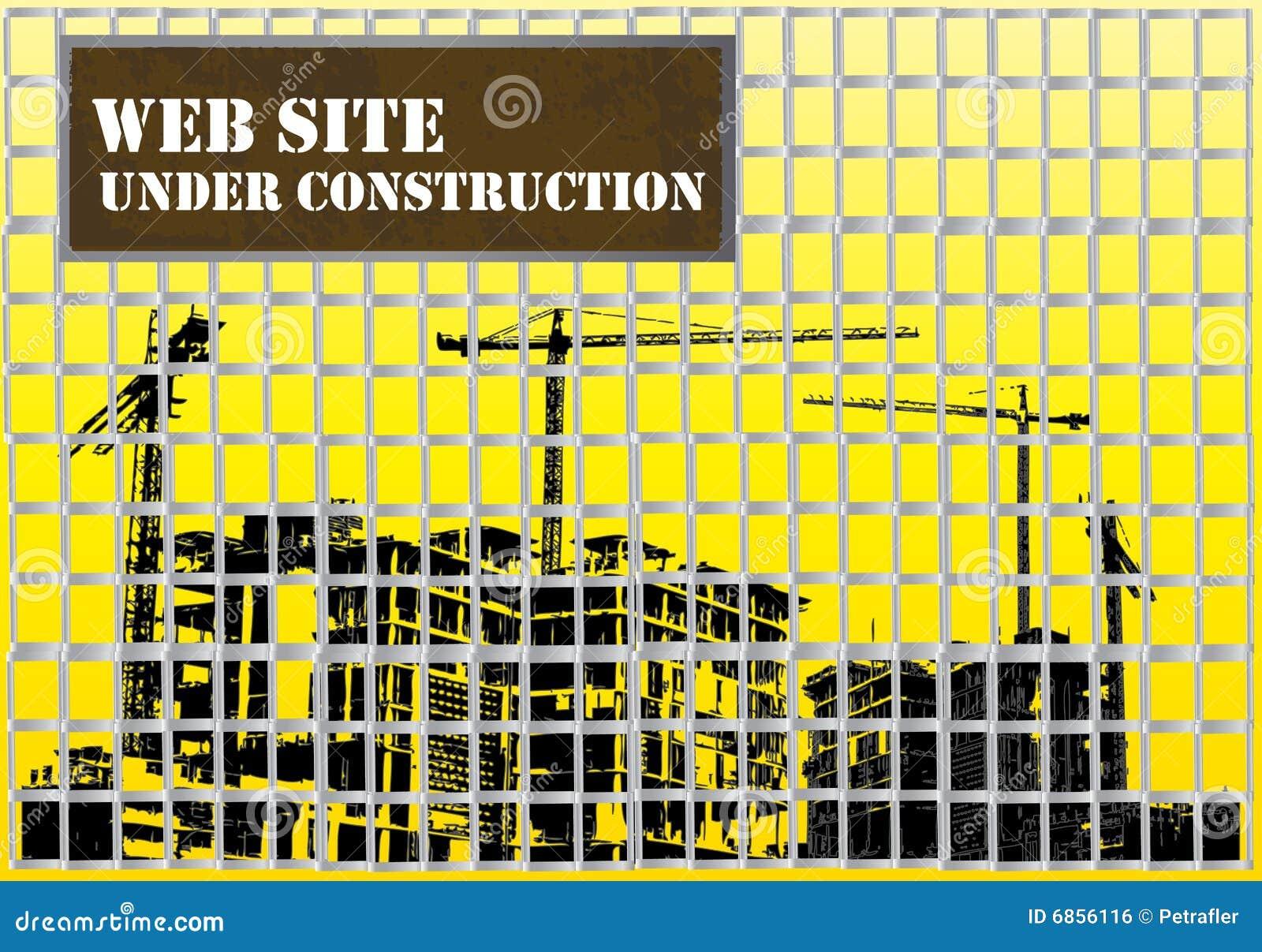 конструкция под вебсайтом