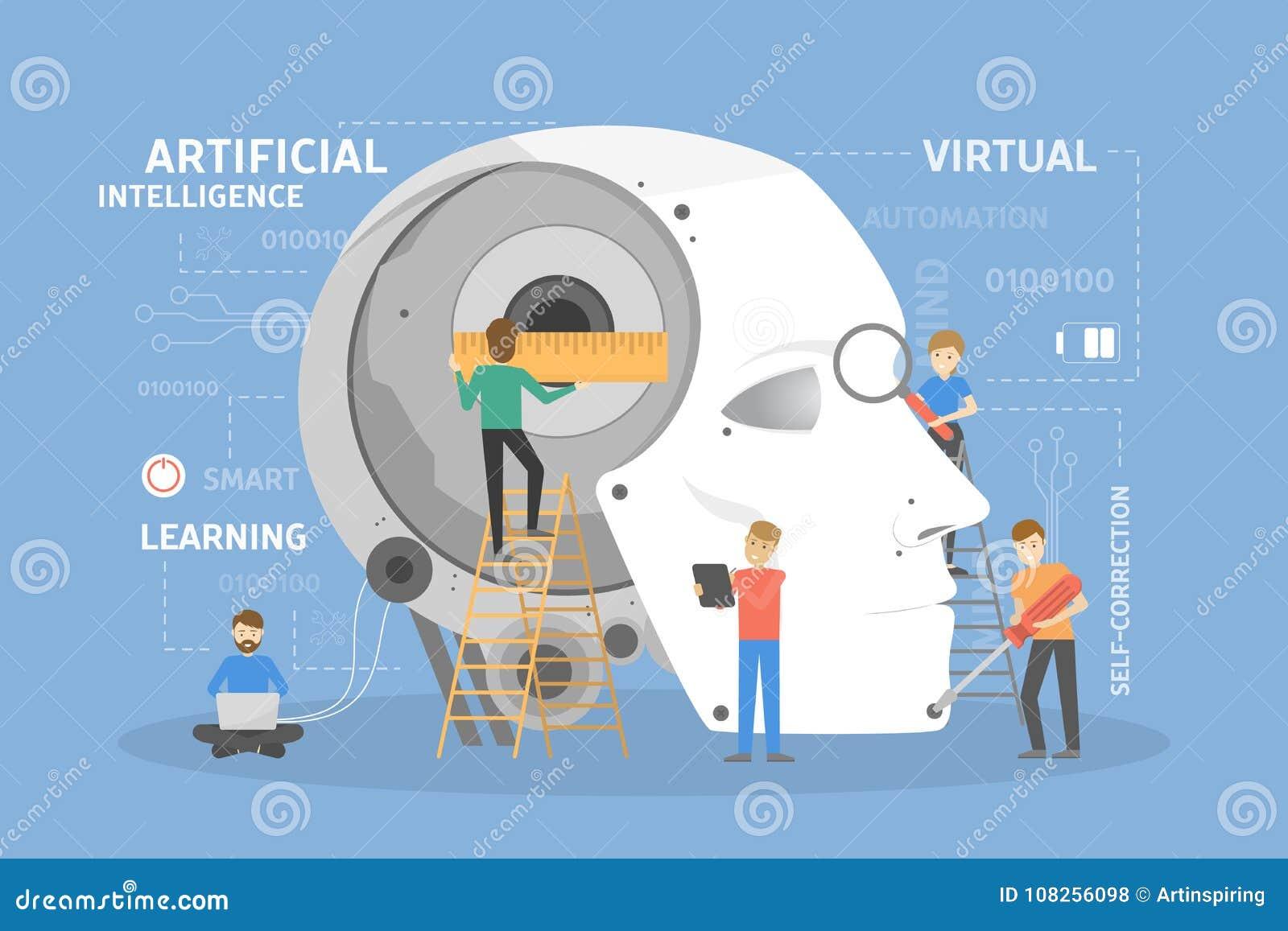 Конструкция робота головная