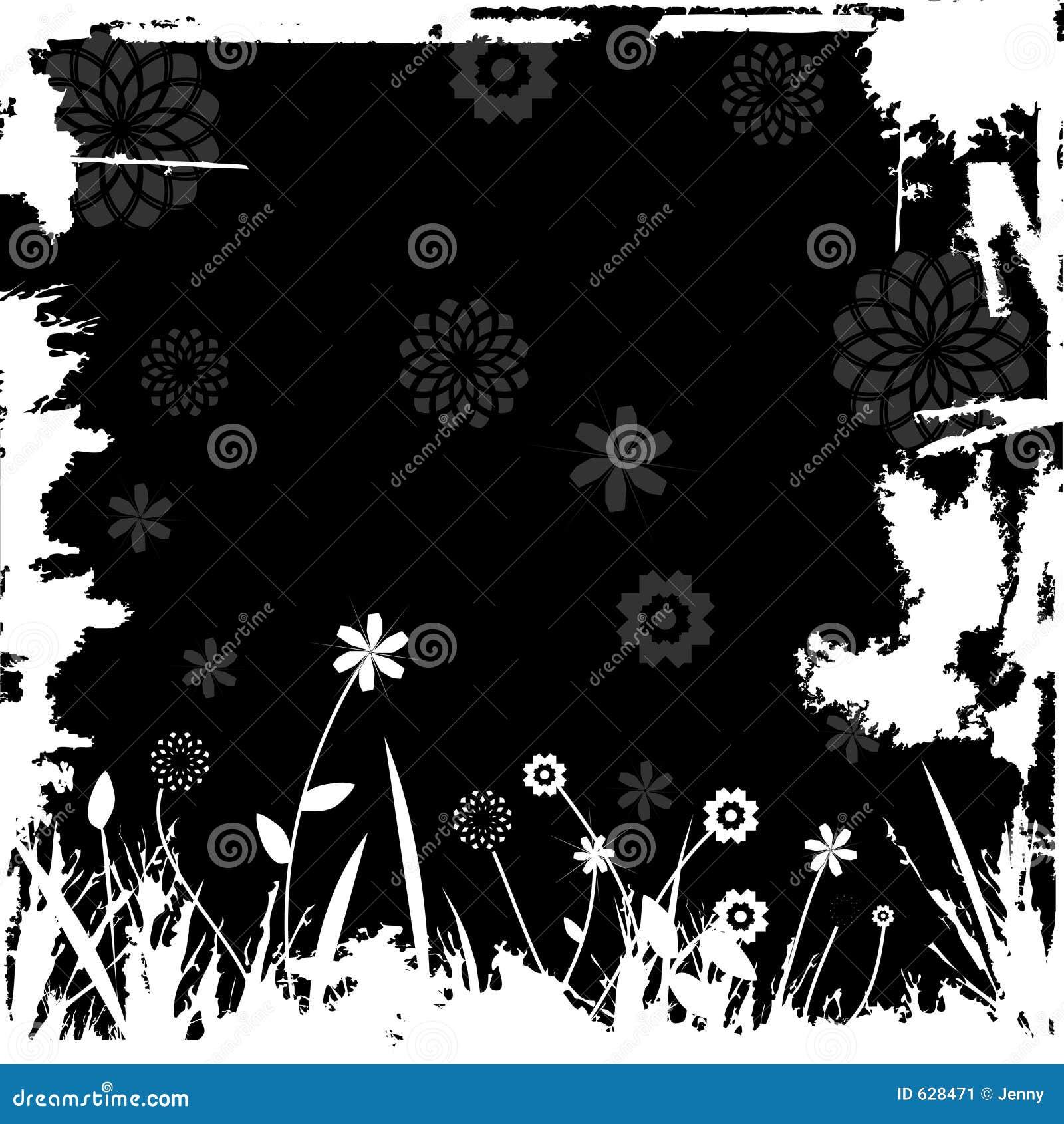 Download конструкция флористическая иллюстрация вектора. иллюстрации насчитывающей чертеж - 628471