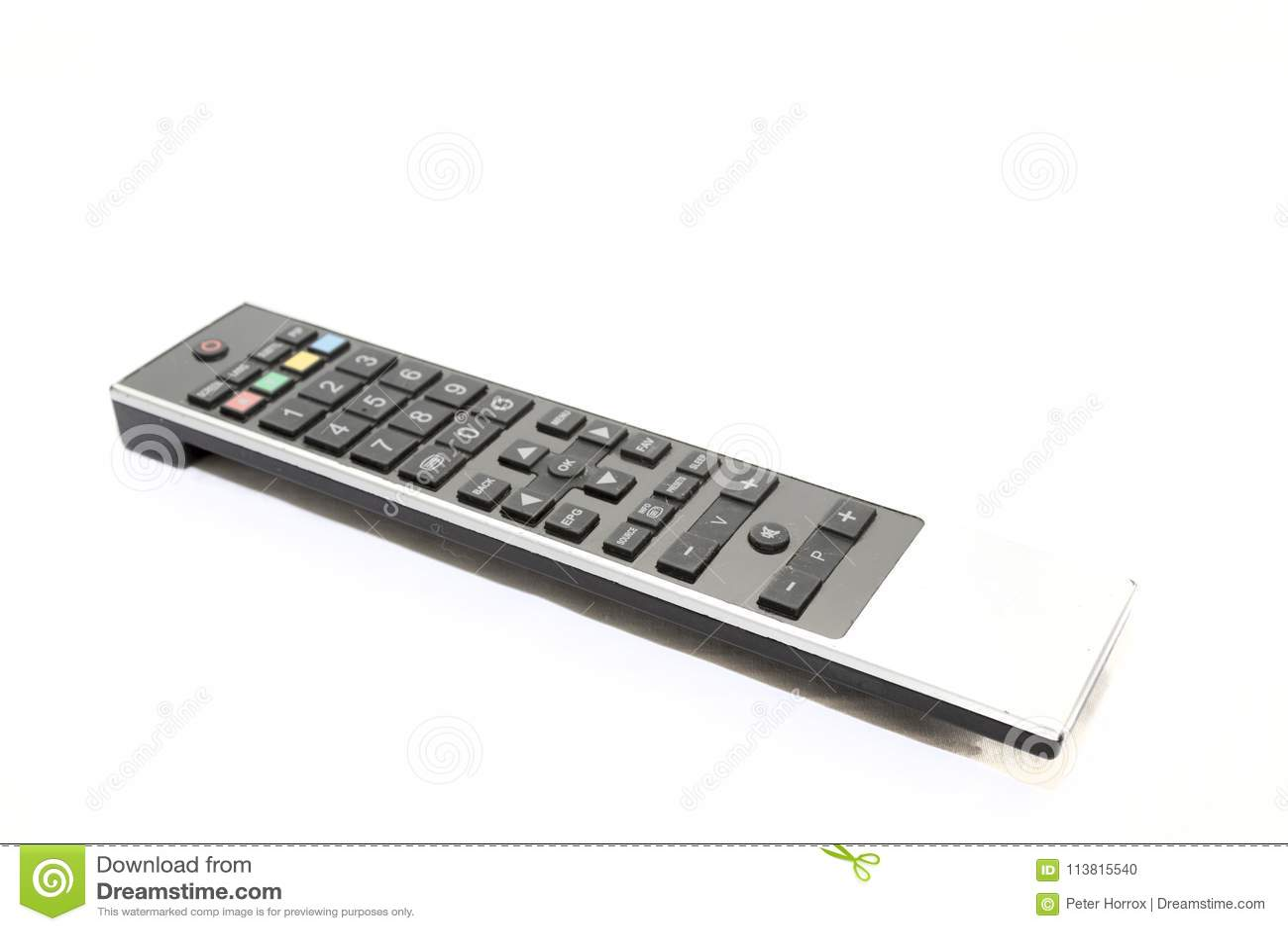 контролируйте дистанционное телевидение