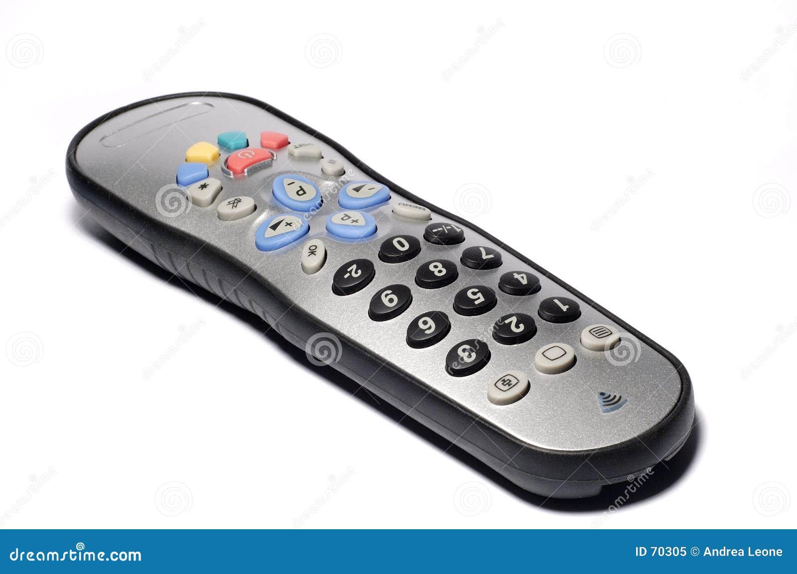 контролируйте серый remote