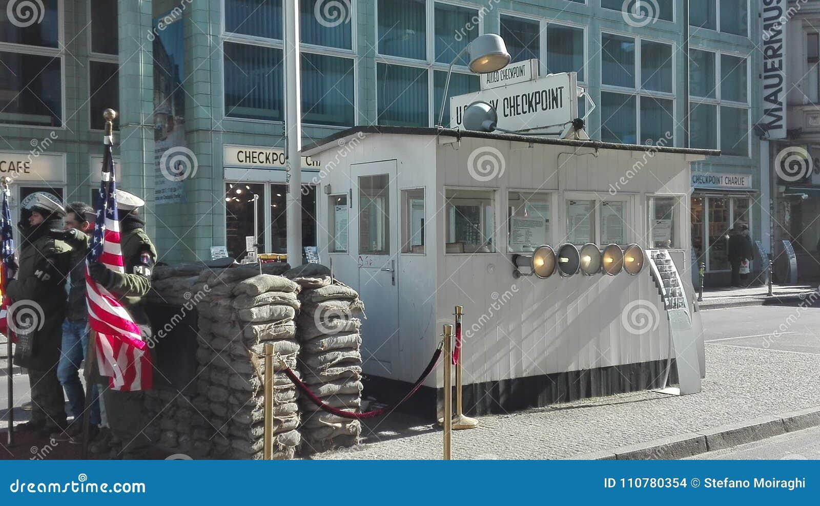 погранично контрольный пункт берлин картинки образом можно повторить