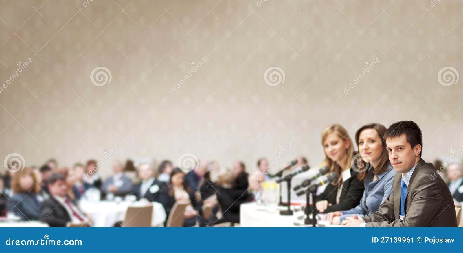 Конференция дела