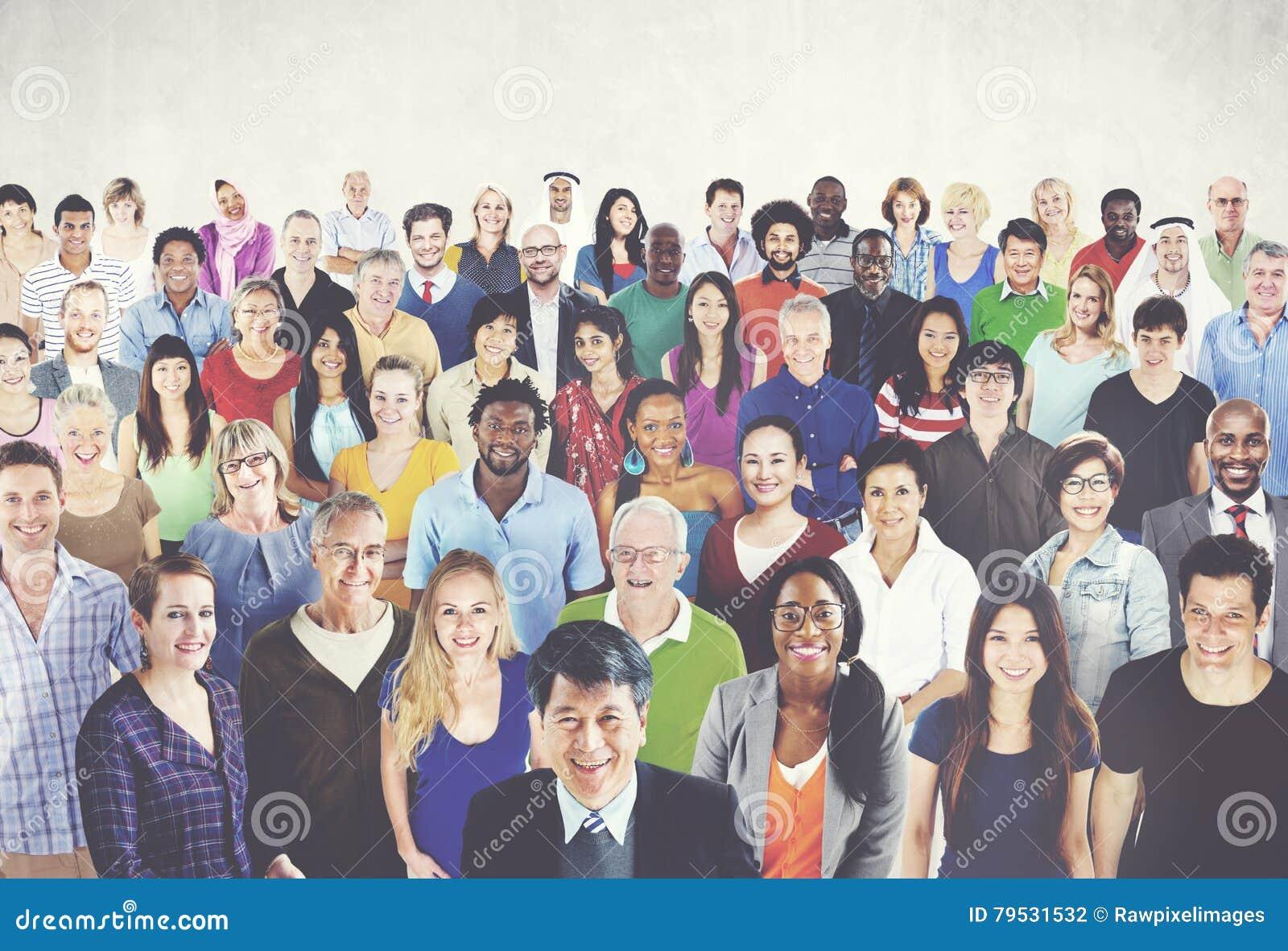 Концепция единства единения этничности разнообразного разнообразия этническая