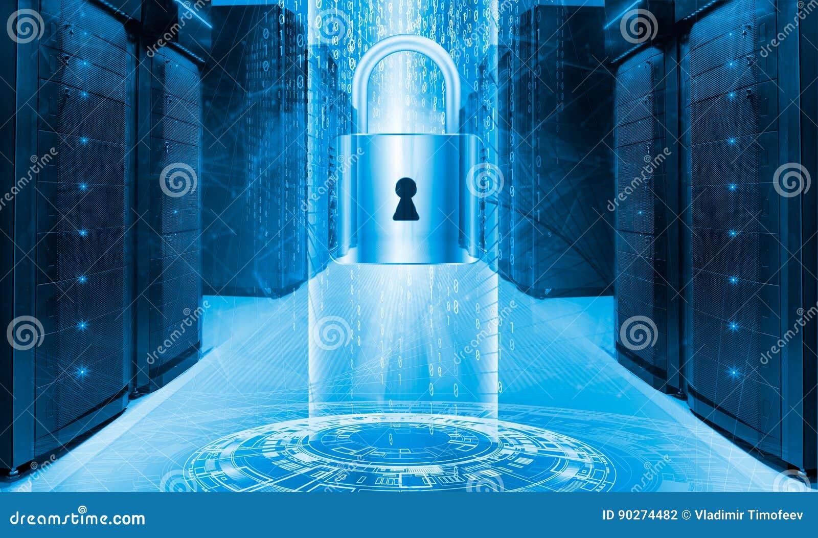 Концепция защиты данных сервера Страхование базы данных Безопасность информации от технологии интернета кибер вируса цифровой