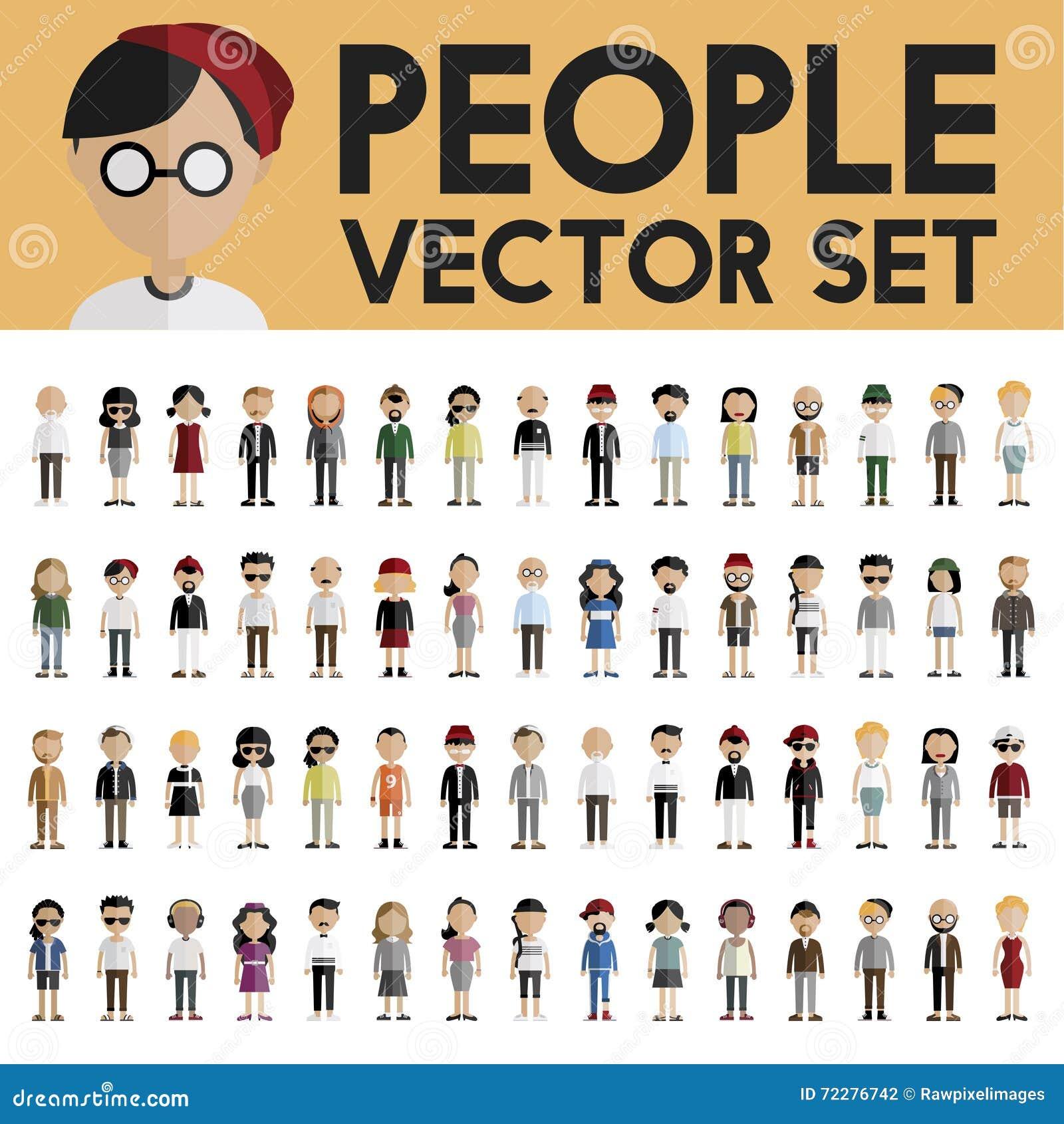 Download Концепция значков дизайна людей общины разнообразия плоская Иллюстрация вектора - иллюстрации насчитывающей разнообразность, европейско: 72276742