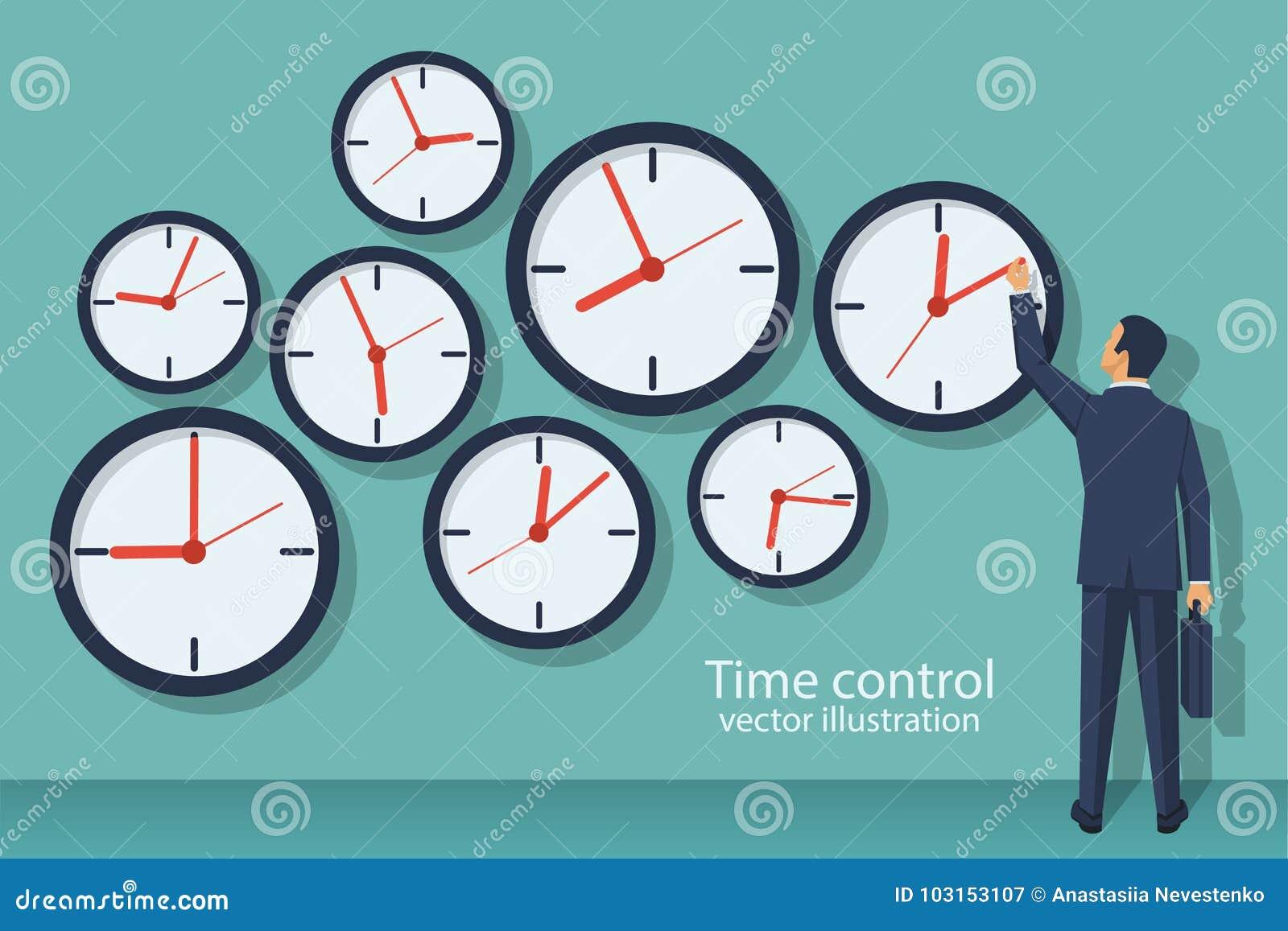 Концепция контроля времени