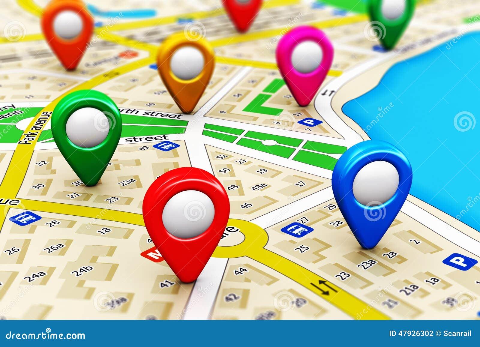 Найти знакомых по навигации
