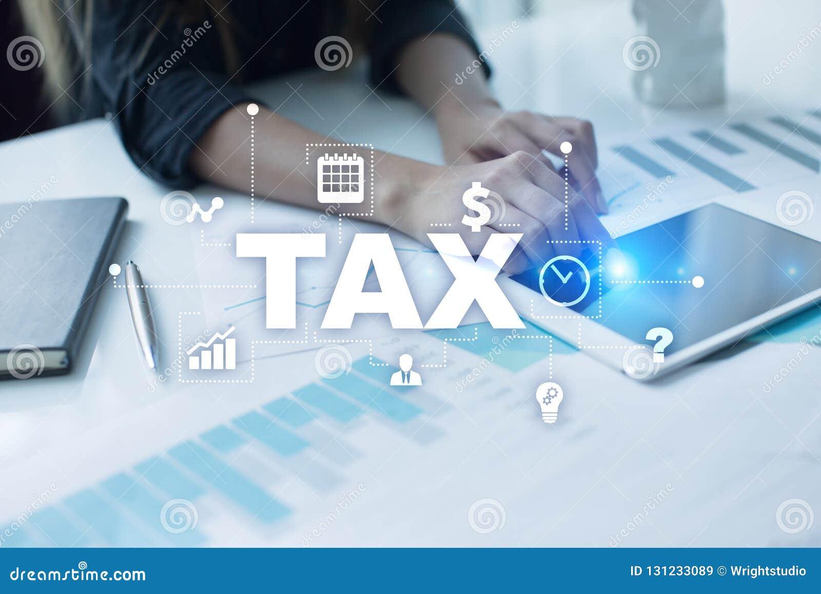 Концепция НАЛОГА оплаченная индивидуалами и корпорациями vat Доход и налог на личное состояние