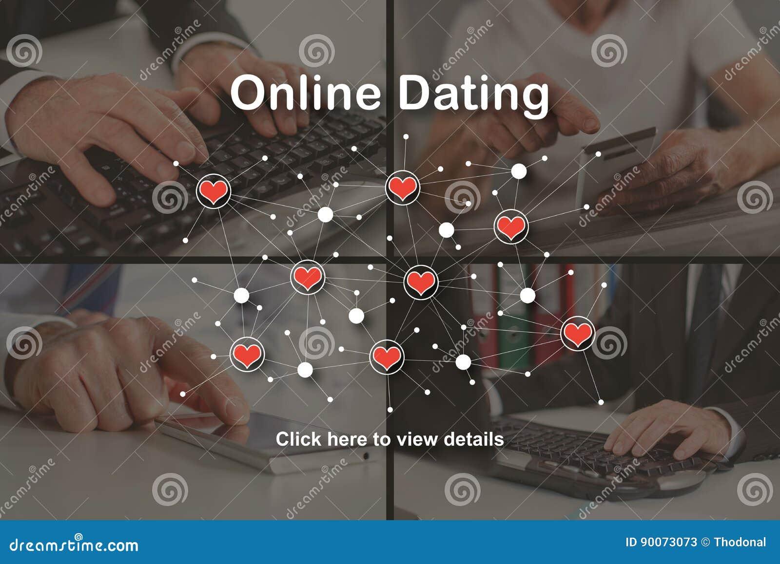 Концепция онлайн датировка