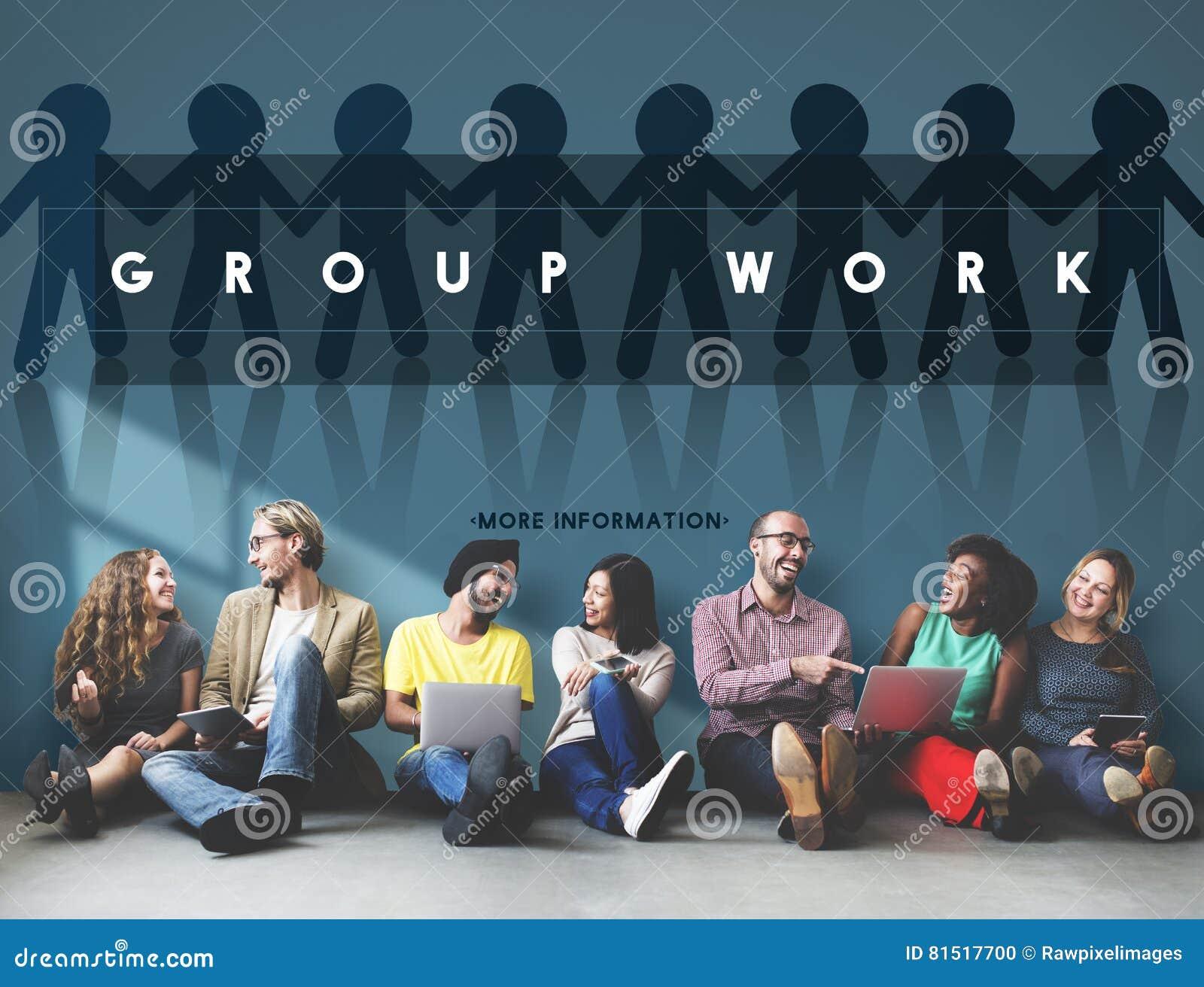 Концепция организации работы команды группы