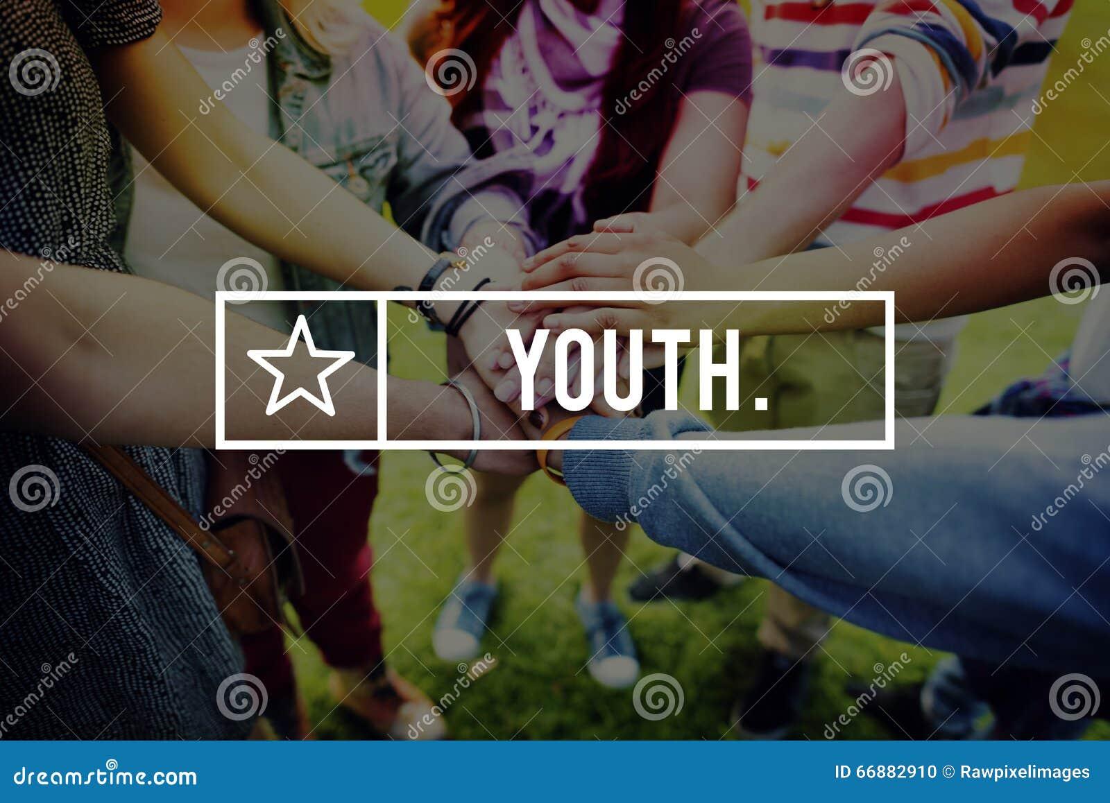 Концепция отрочества поколения подростков молодости