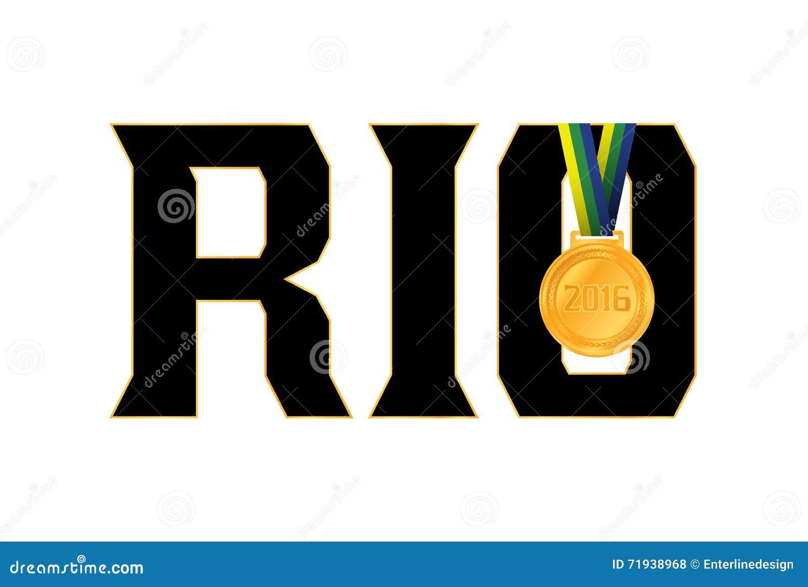 Концепция Олимпиад лета Рио
