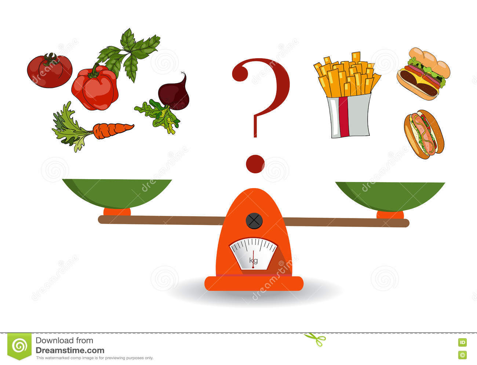 Download Концепция потери веса, здоровых образов жизни, диеты, правильного Nutriti Иллюстрация вектора - иллюстрации насчитывающей бургер, гамбургер: 72290055