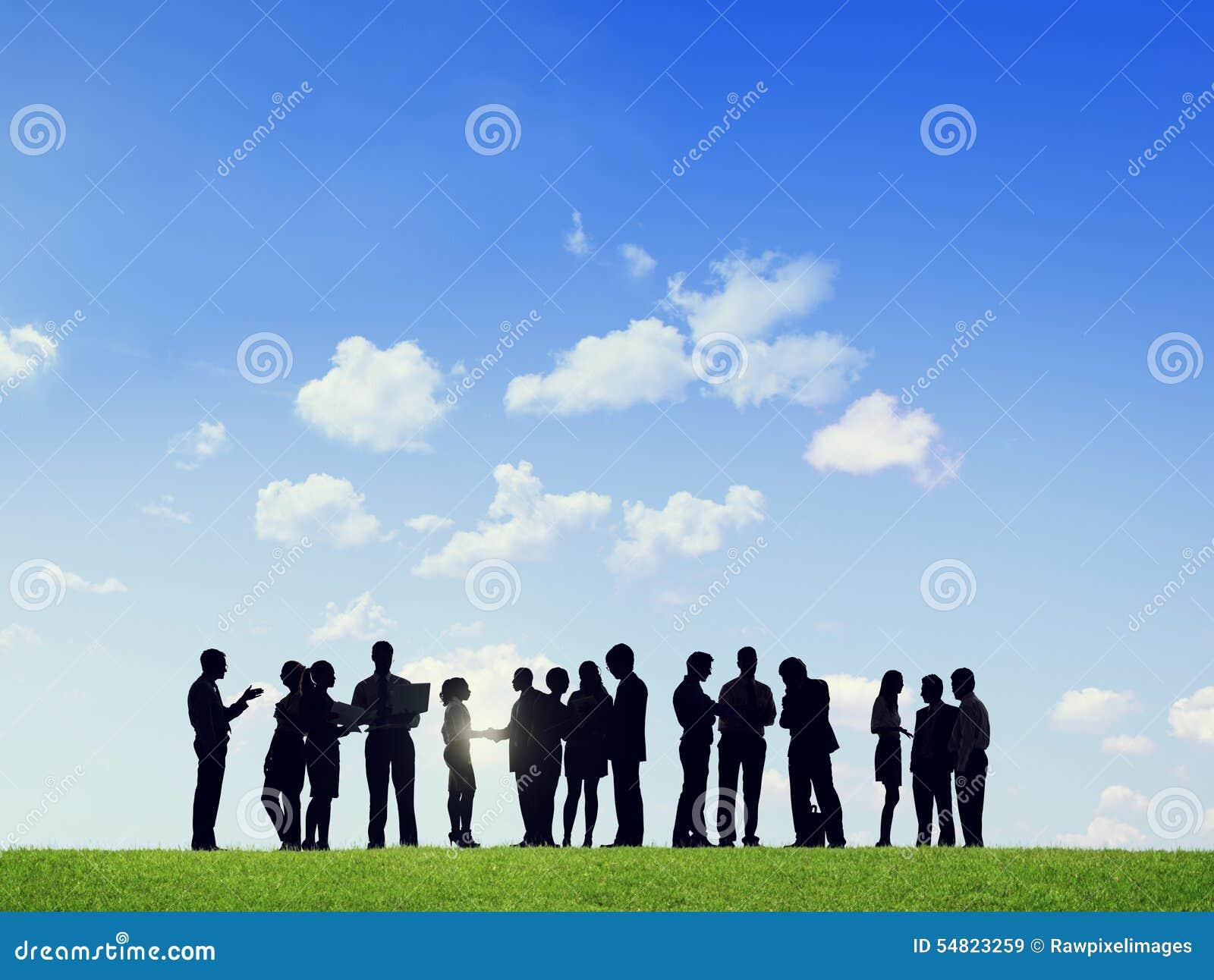 Концепция поддержки сотрудничества сыгранности команды дела внешняя