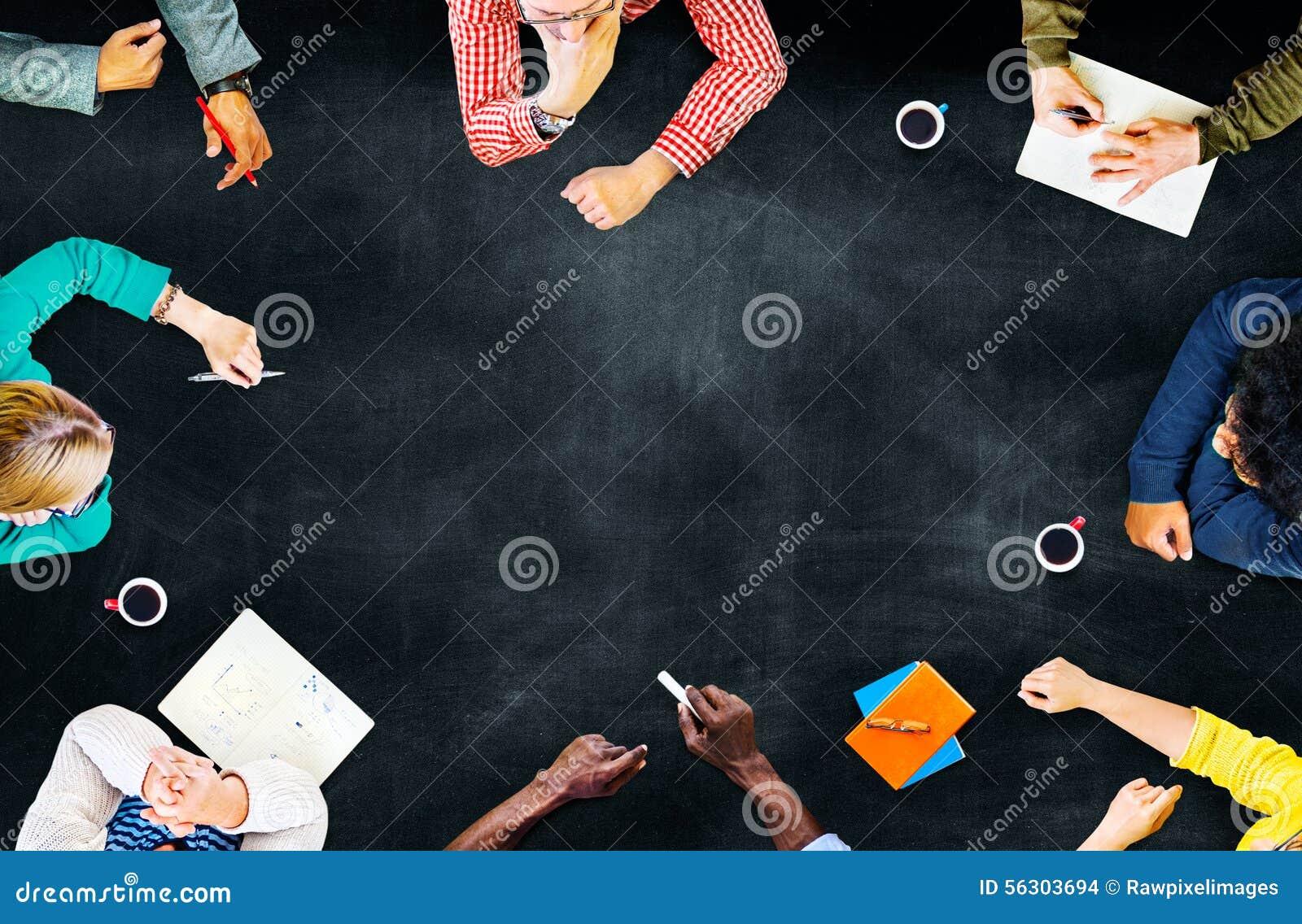 Концепция планирования встречи обсуждения сыгранности команды