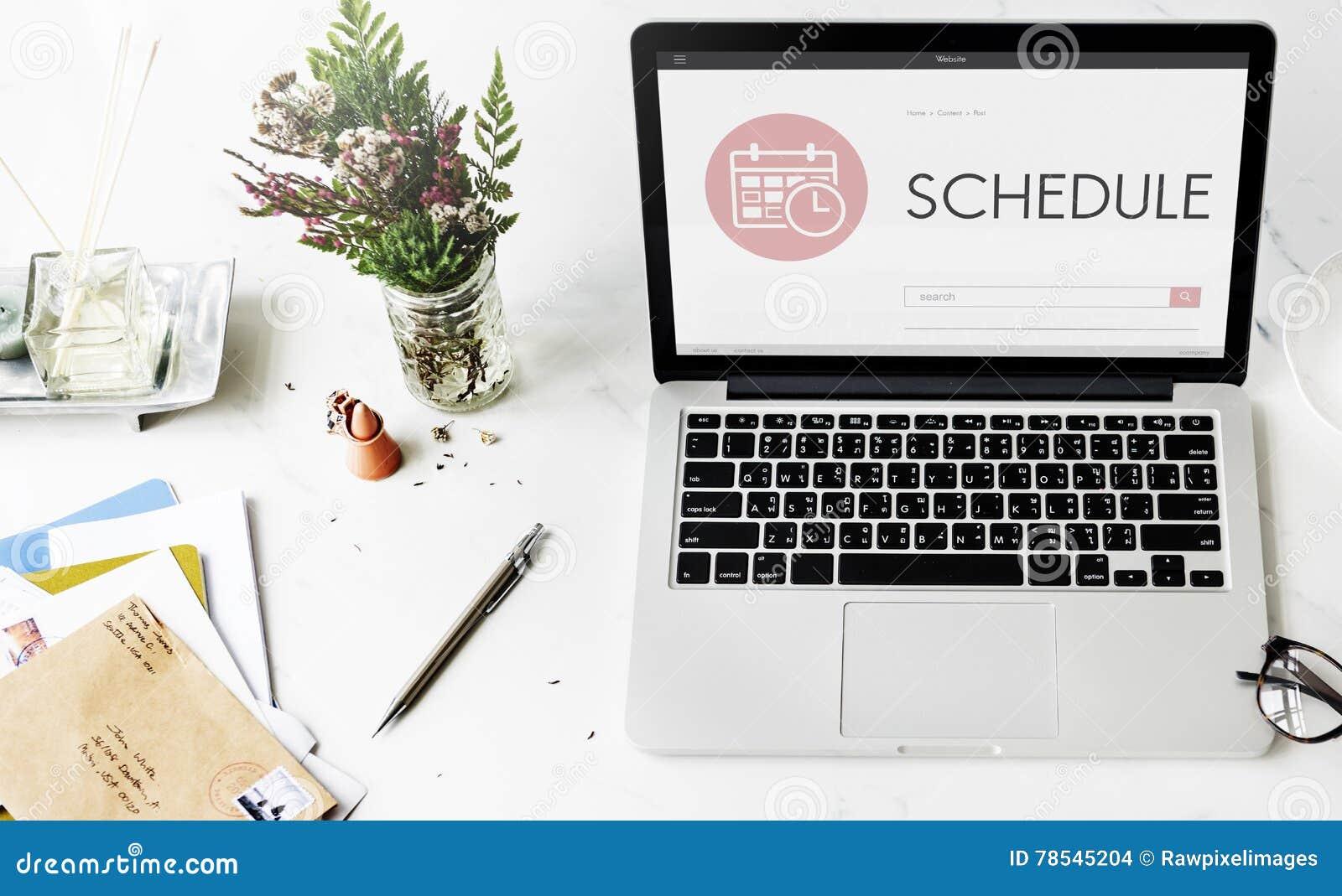 Концепция плановика повестки дня заседания назначения план-графика