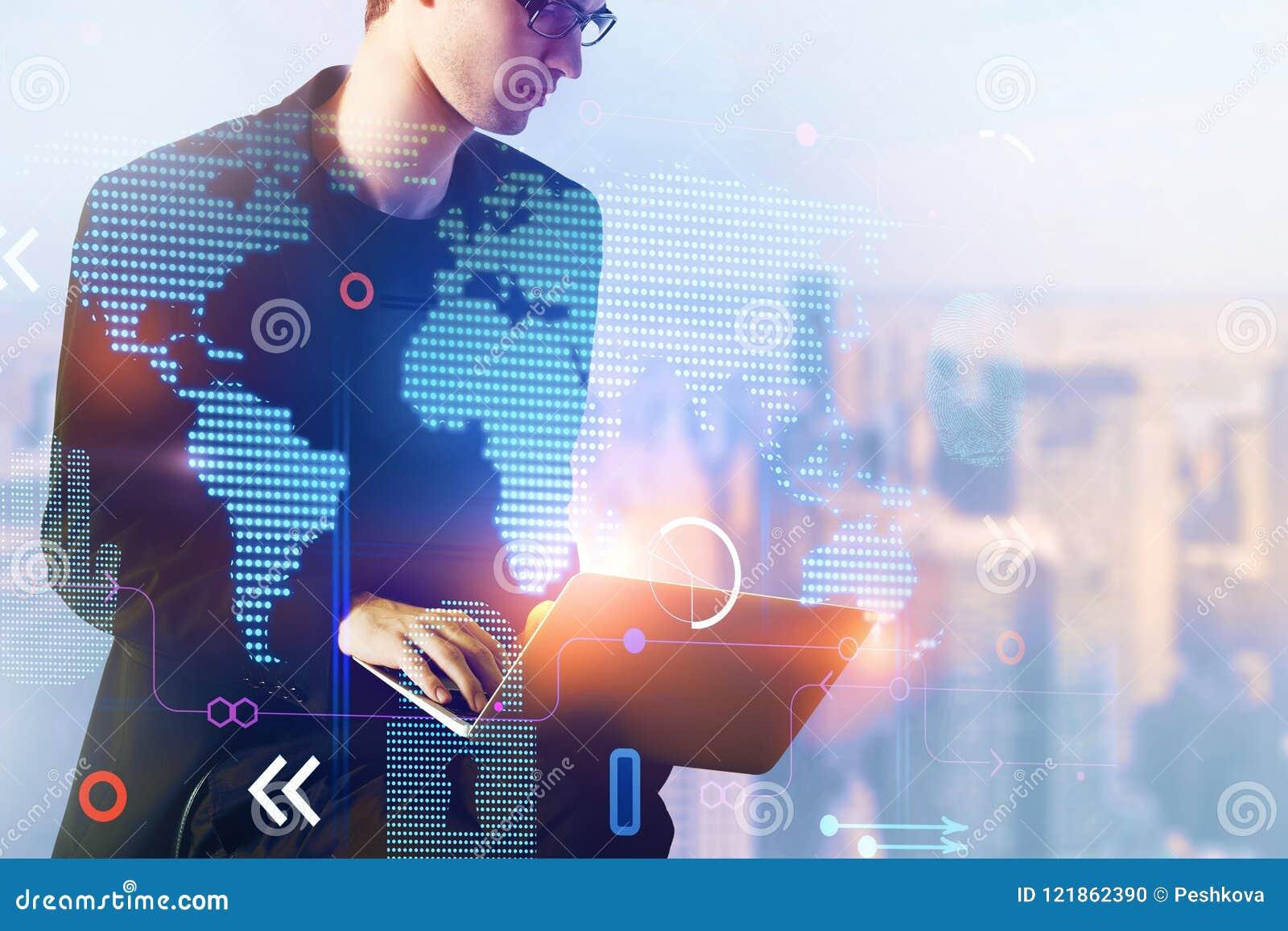 Концепция связи и будущего