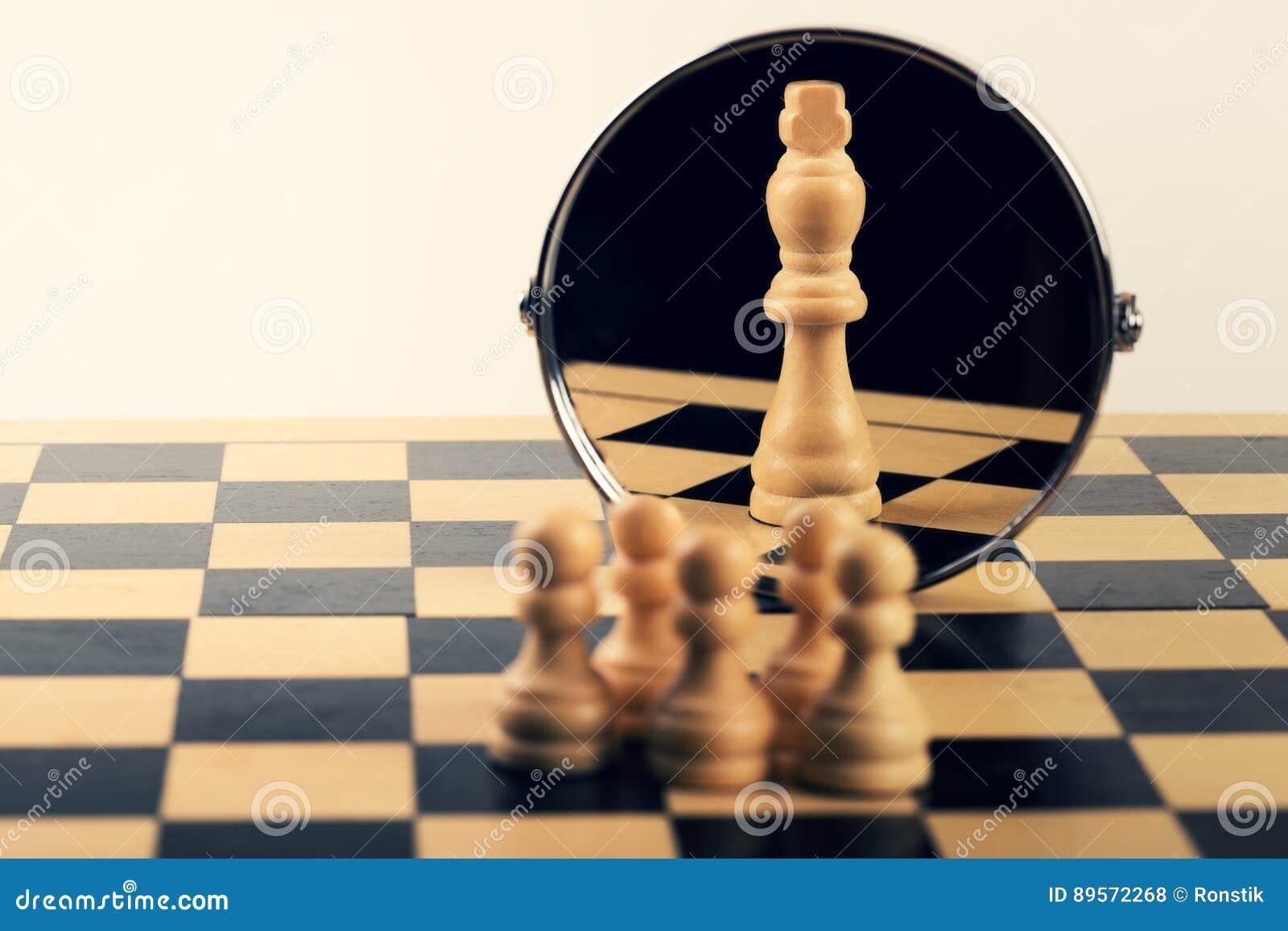 Концепция силы и верования сыгранности руководства дела