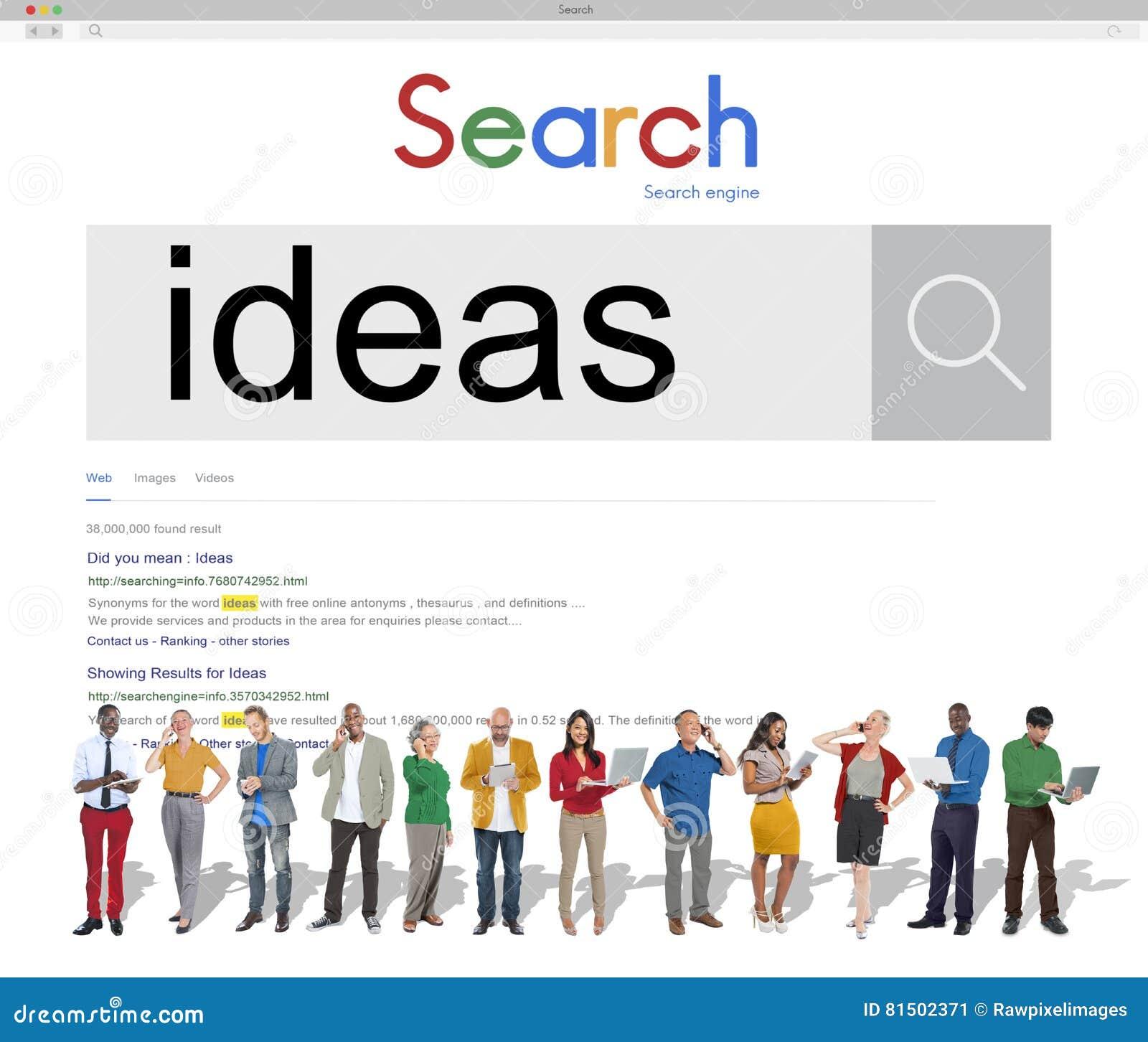 Концепция соединения технологии идей поиска творческая