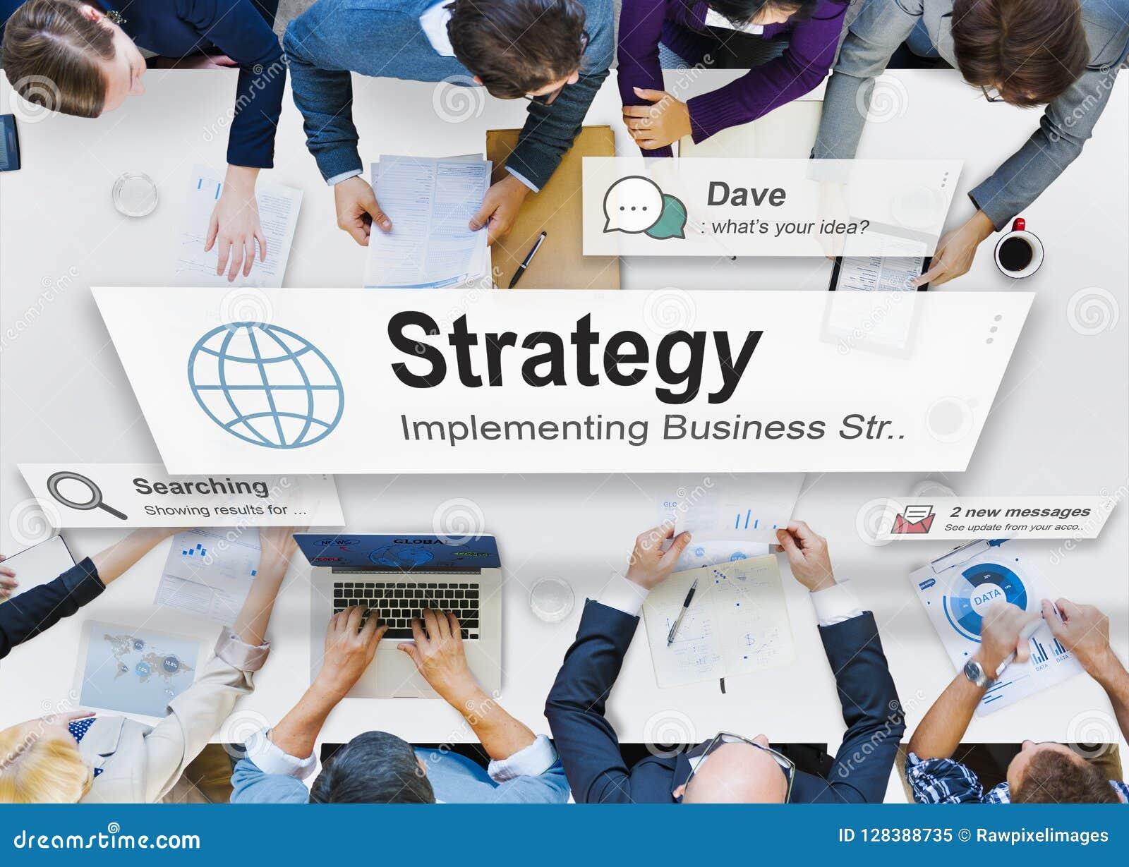 Концепция тактики процесса планирования зрения стратегии