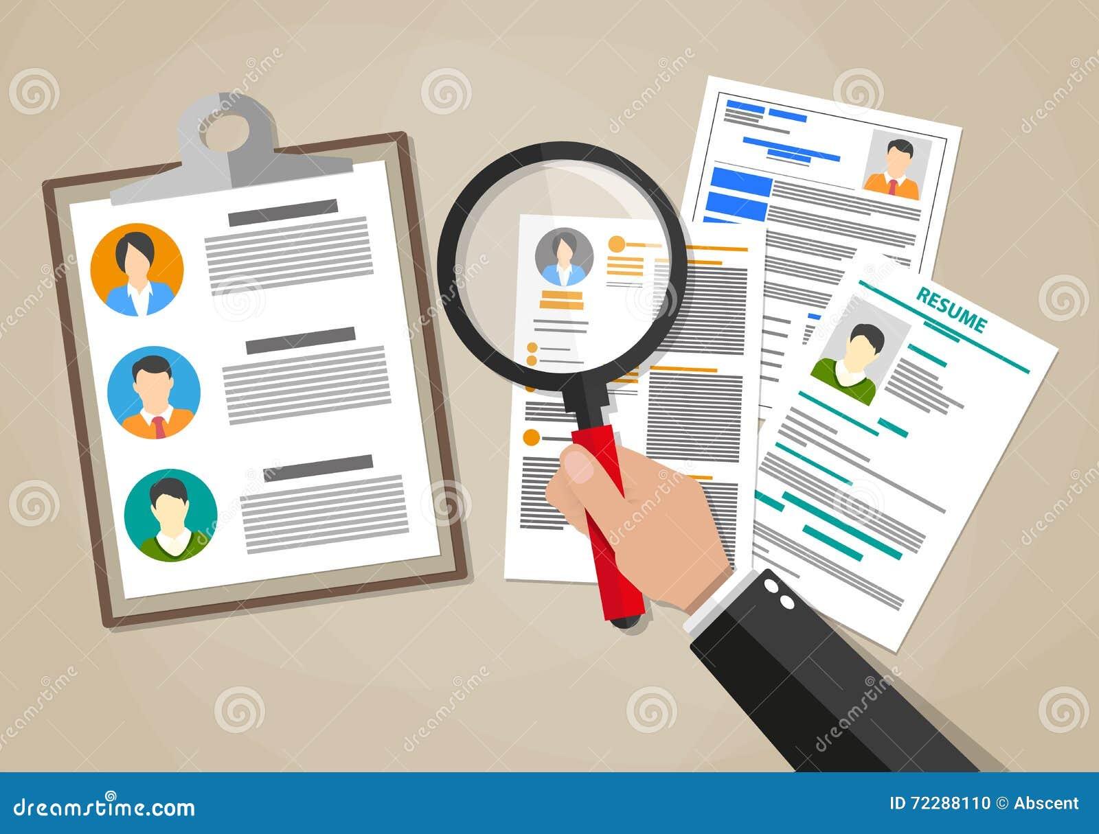 Download Концепция управления человеческих ресурсов Иллюстрация вектора - иллюстрации насчитывающей компания, выберите: 72288110
