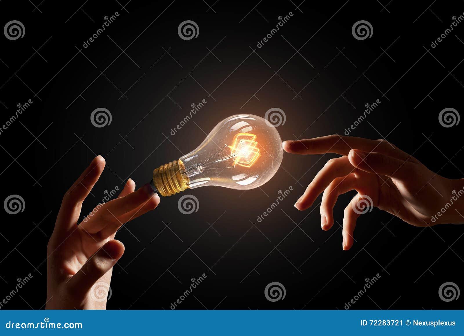 Download Концепция электрической энергии Стоковое Изображение - изображение насчитывающей отношение, вера: 72283721