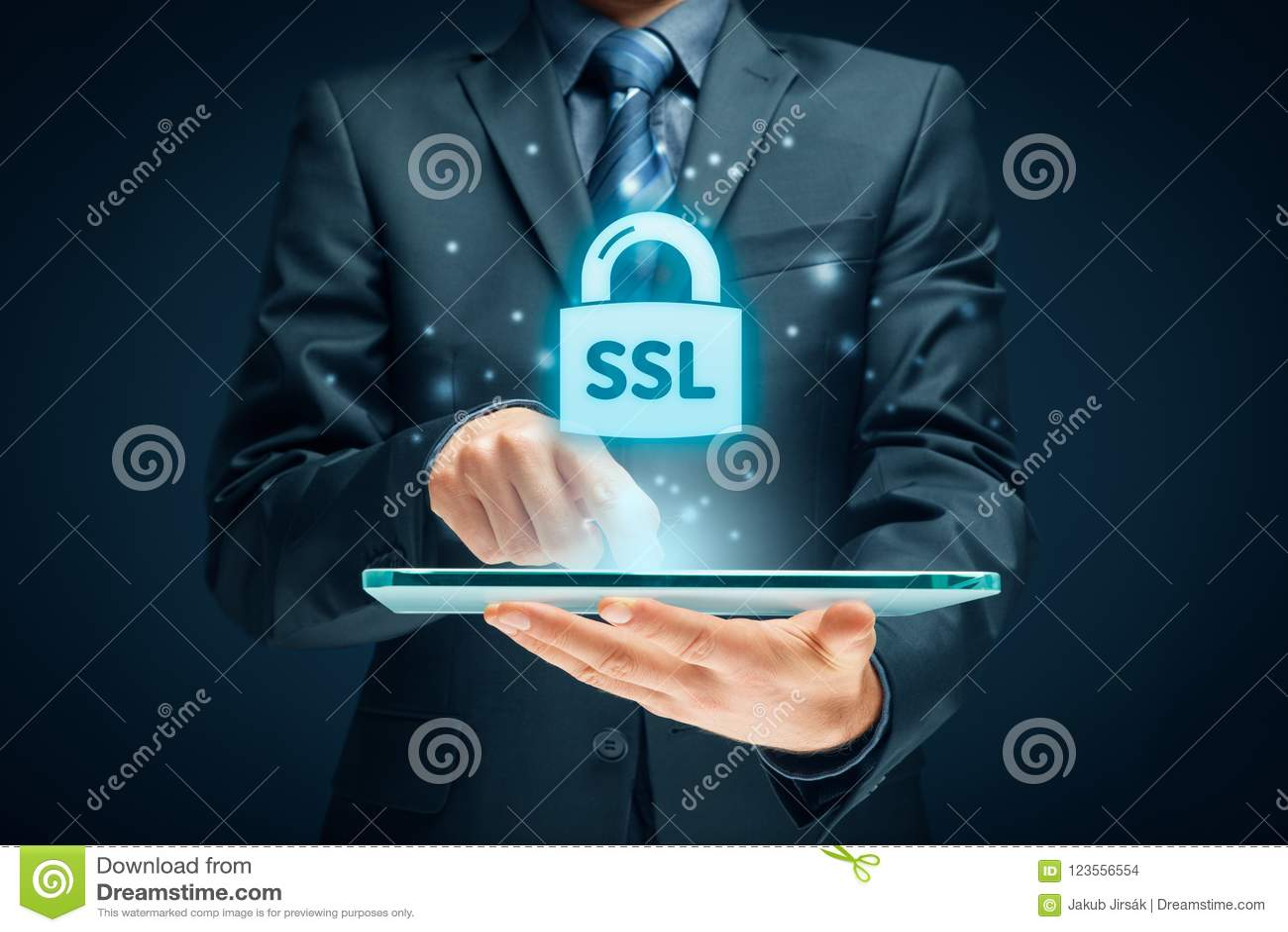 Концепция SSL