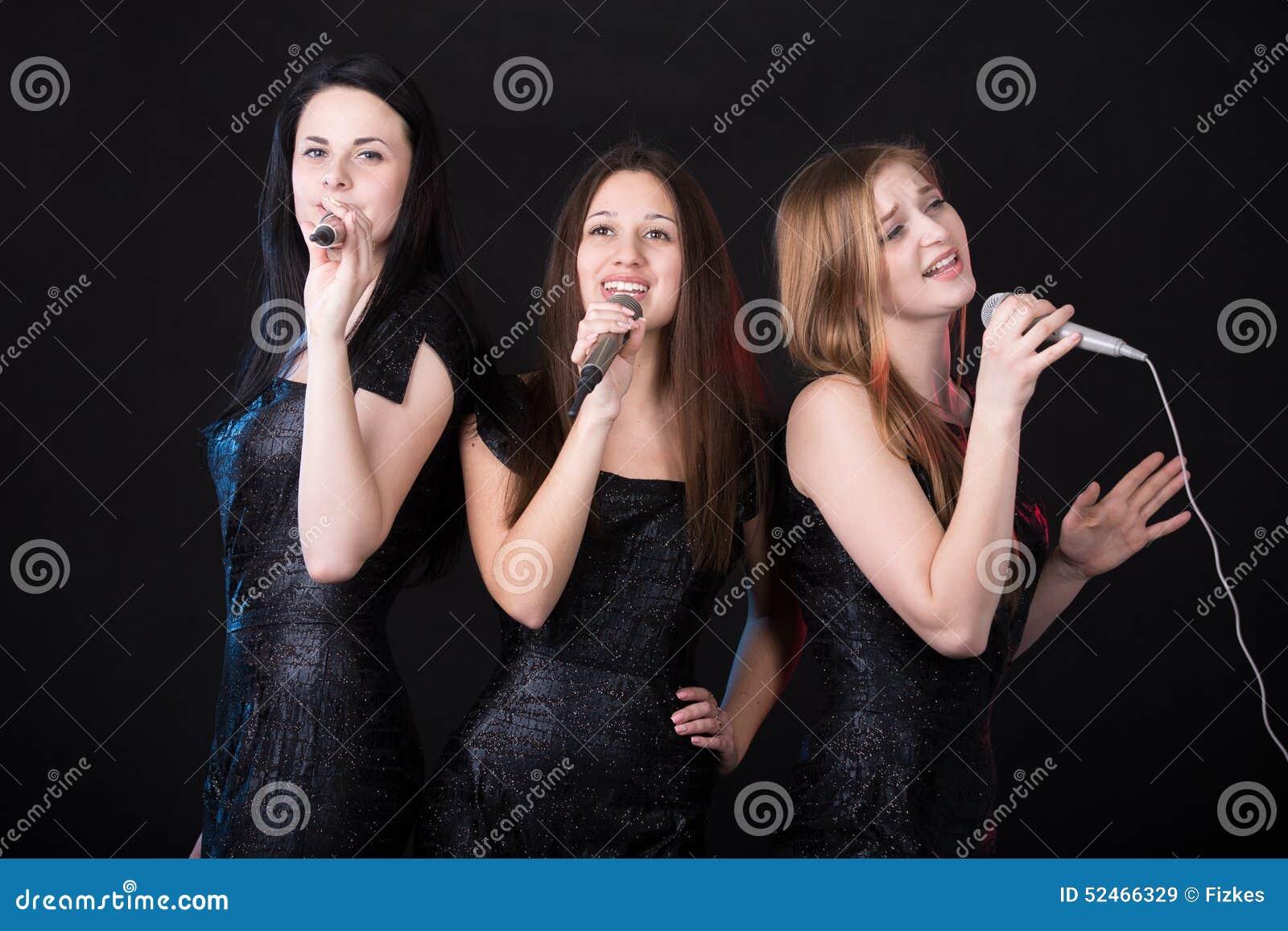 Концерт девушки