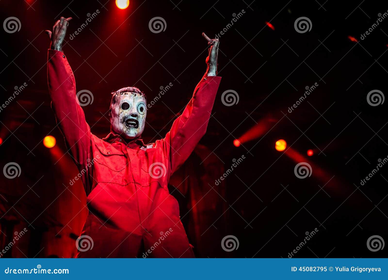 Концерт Slipknot