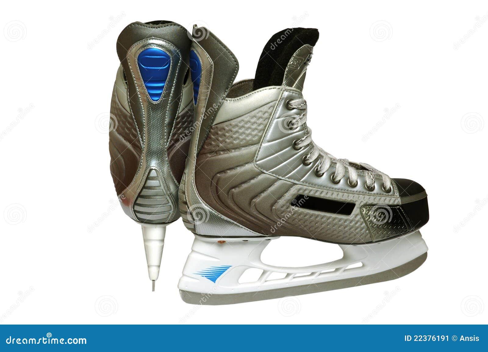 коньки хоккея