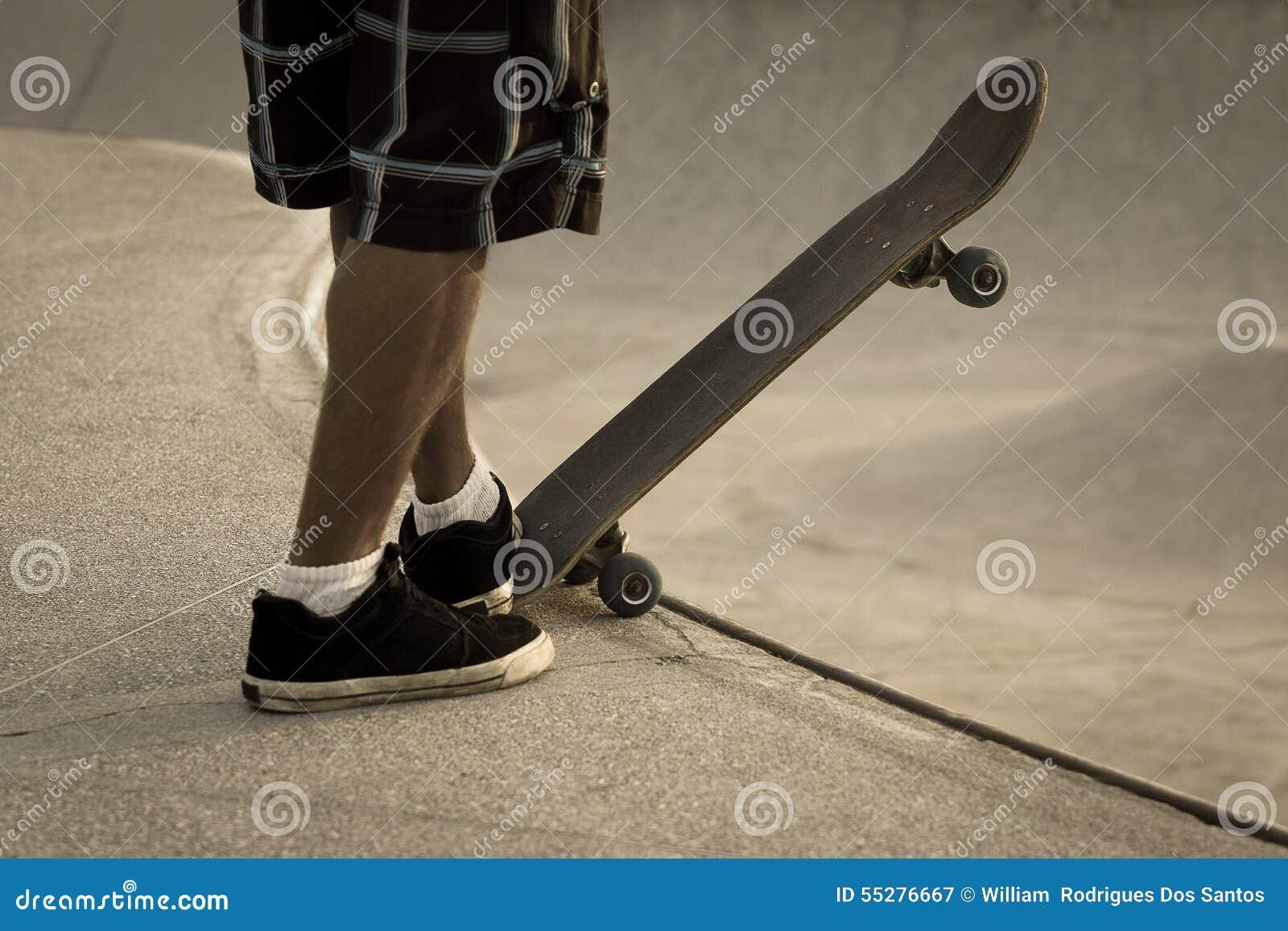 конькобежец